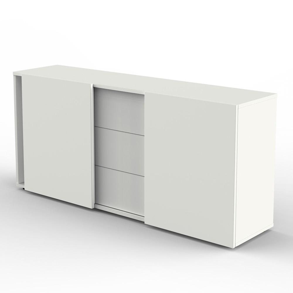 Kerkmann 4487 Sideboard (Bxtxh) 160 X 50 X 74 Cm Within Hewlett Sideboards (Photo 15 of 30)