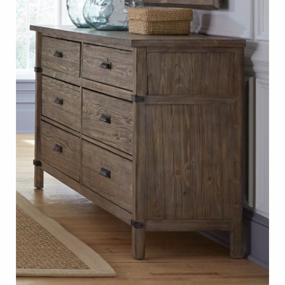 Kincaid Furniture – Foundry Drawer Dresser – 59 160 Throughout Sideboards By Foundry Select (View 20 of 30)