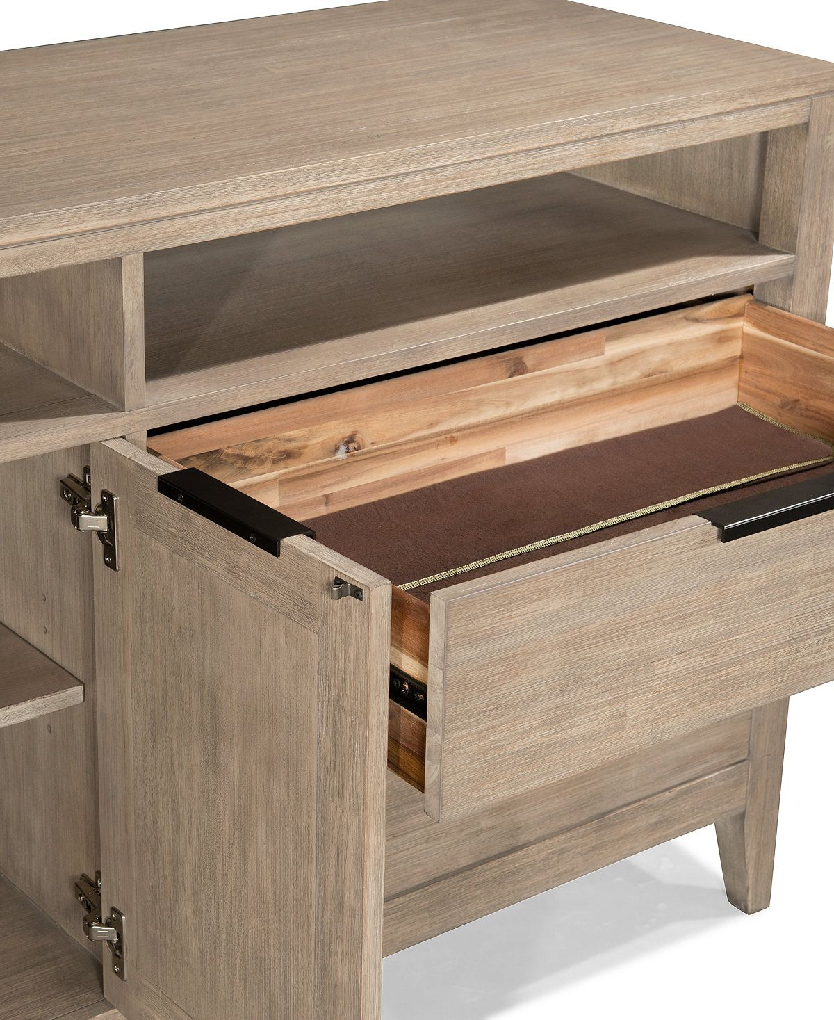 Kips Cove Buffet/tv Stand – Dining Room Collections In Carrera Contemporary Black Dining Buffets (View 22 of 30)