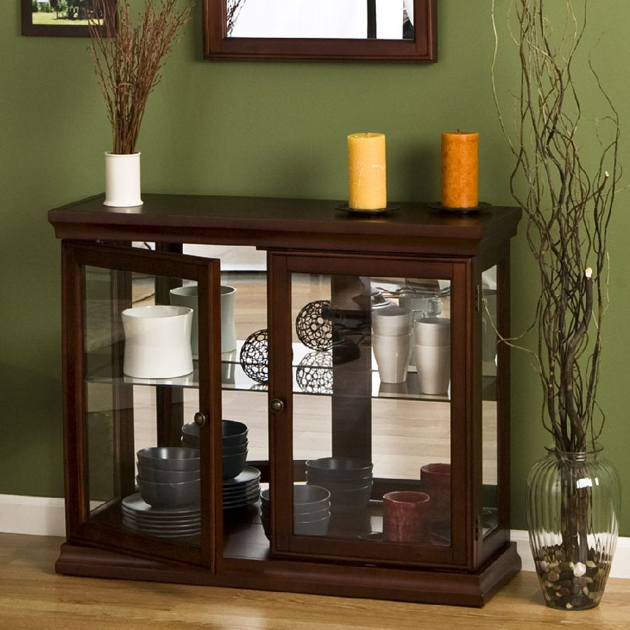 Kitchen Sideboards And Buffets Ideas : Thebarnnigh Design Throughout Glass Sliding Door Stackable Buffets (Photo 23 of 30)