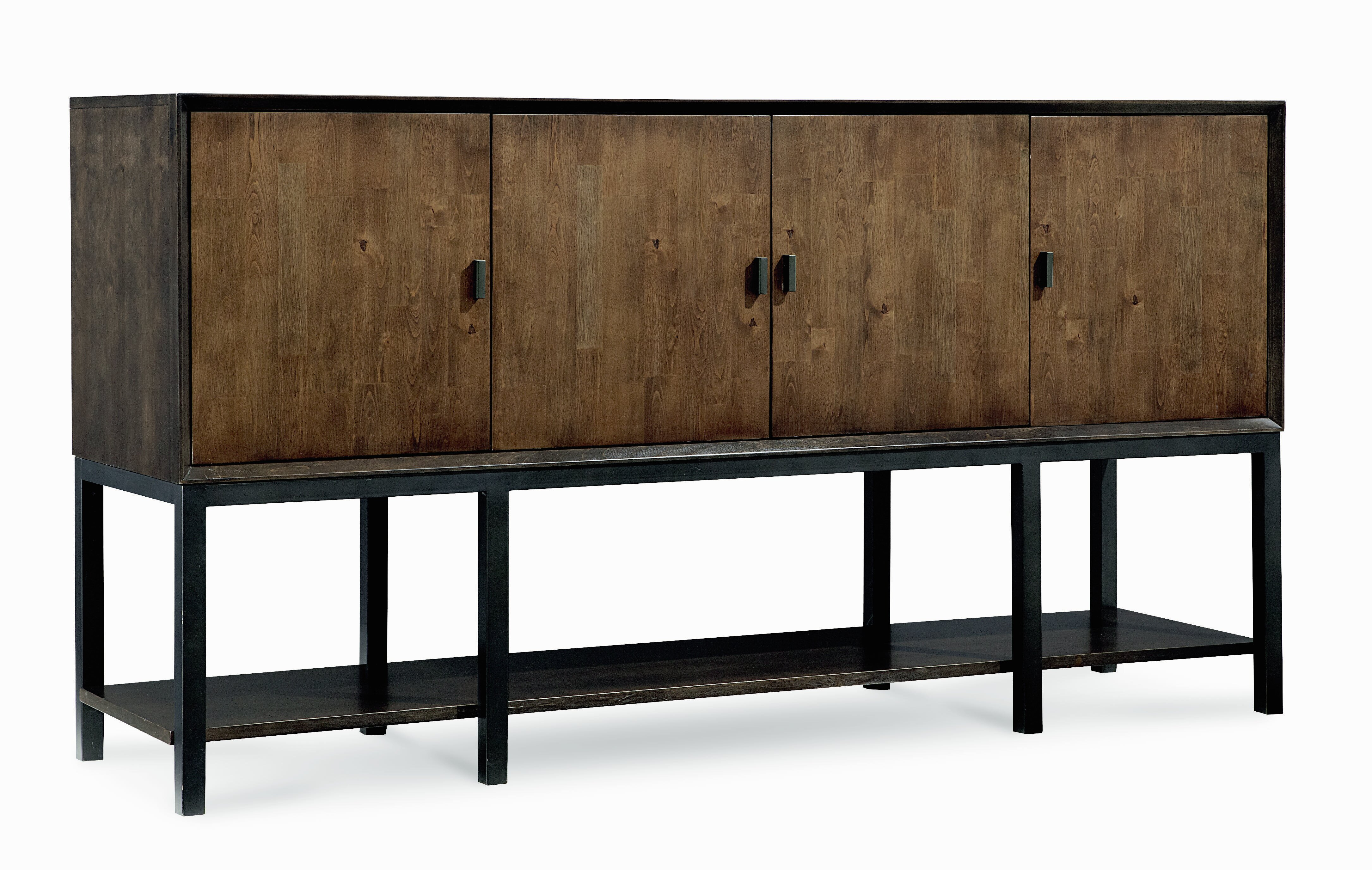 Kolton Buffet Table Inside Candide Wood Credenzas (Photo 22 of 30)