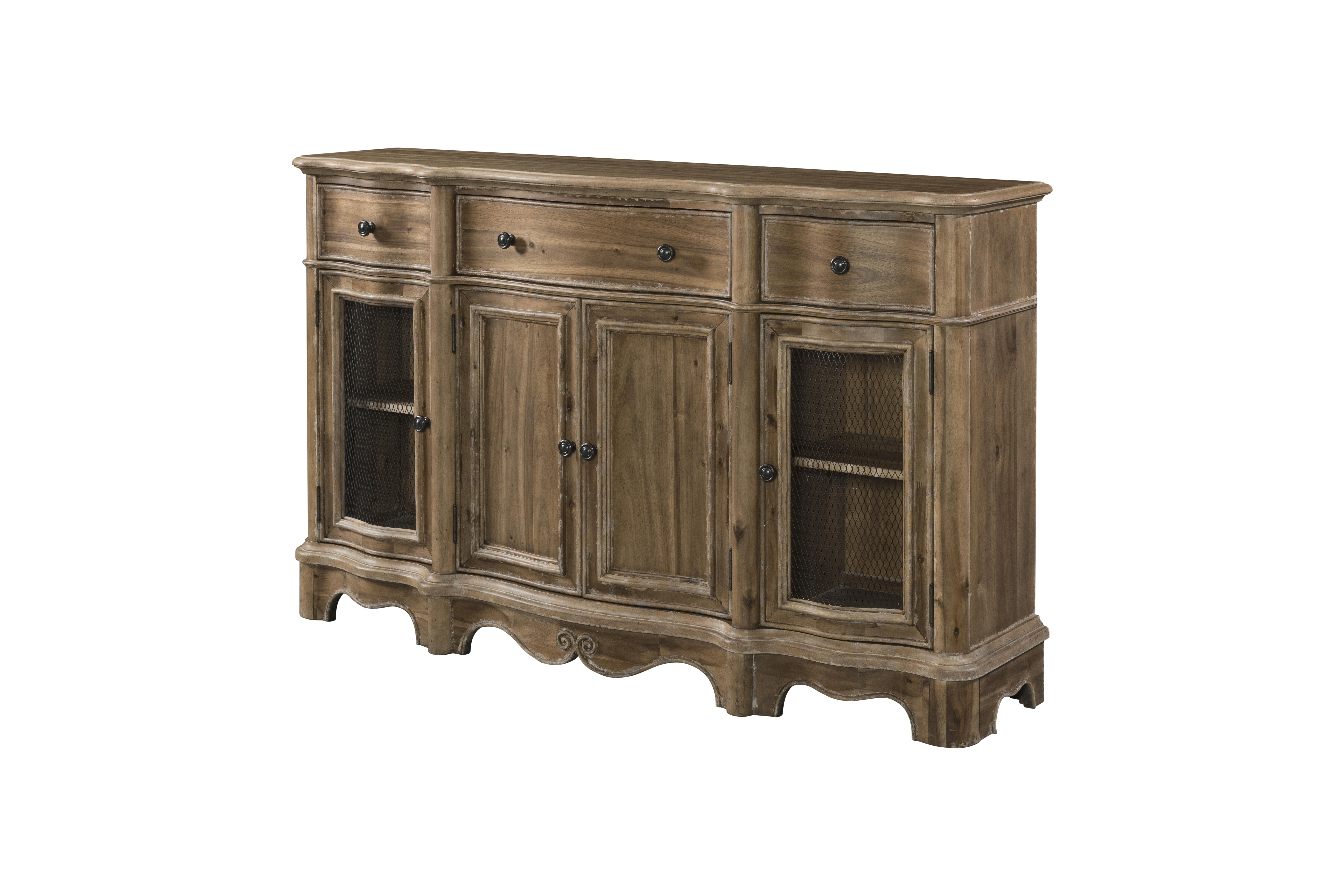 Featured Photo of 3 Drawer Storage Buffets