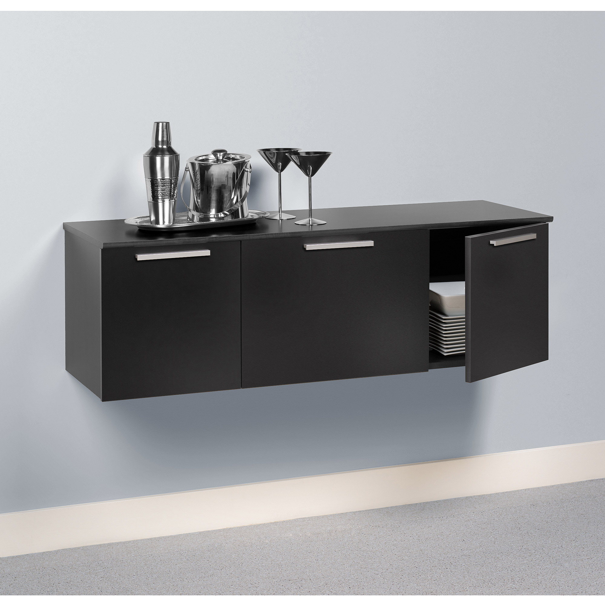 Layla 2 Drawer Buffet, Multiple Colors Regarding Simple Living Layla Black Buffets (View 13 of 30)