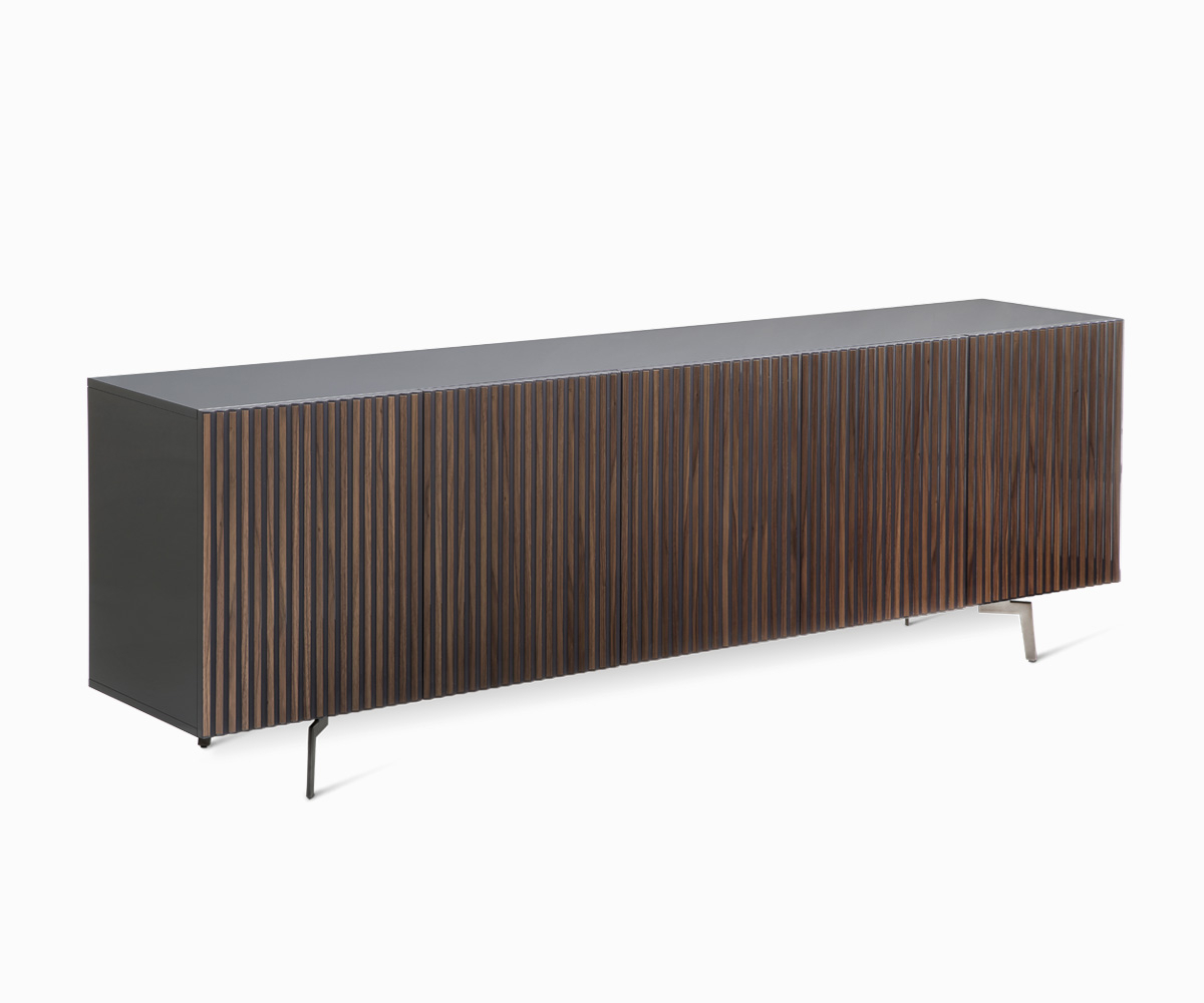 Leon Decor | Casamania & Horm | Design Furniture For Home within Multi Stripe Credenzas (Image 22 of 30)
