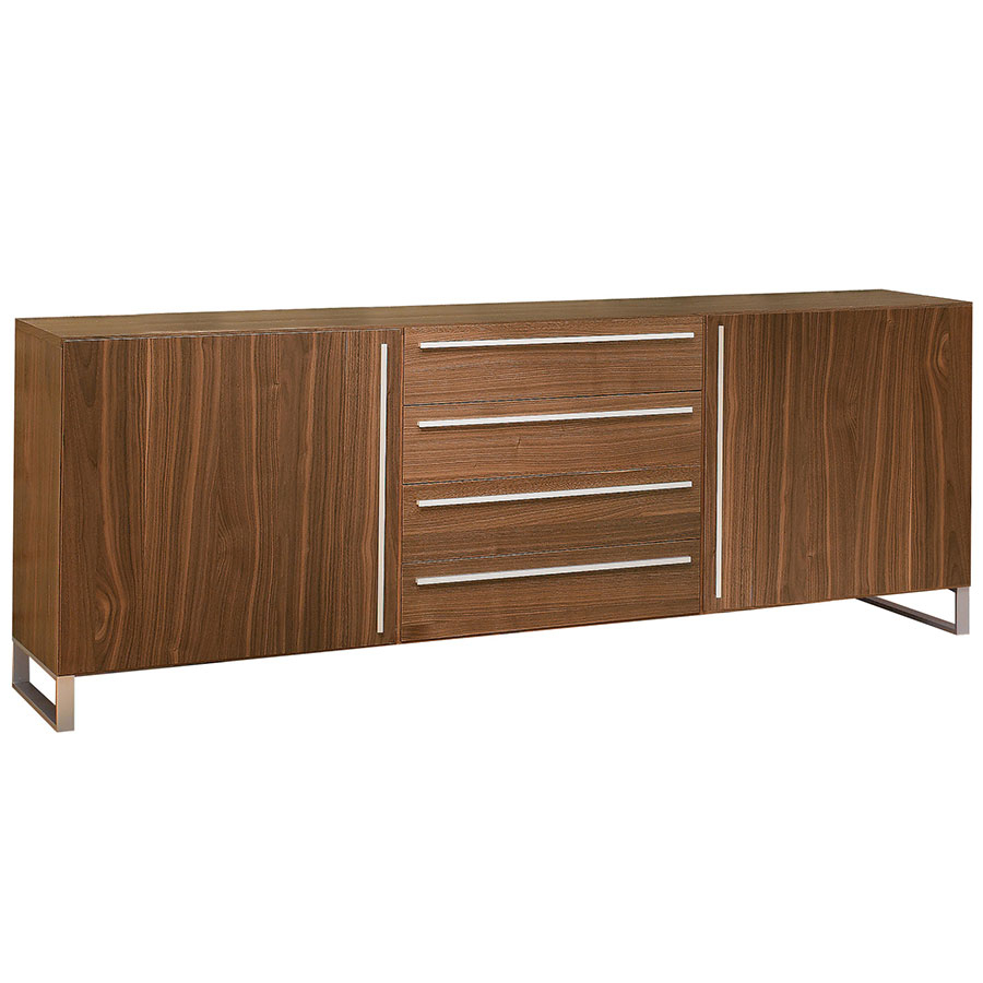 Leopold Sideboard | Walnut Intended For Contemporary Black Buffets (View 13 of 30)