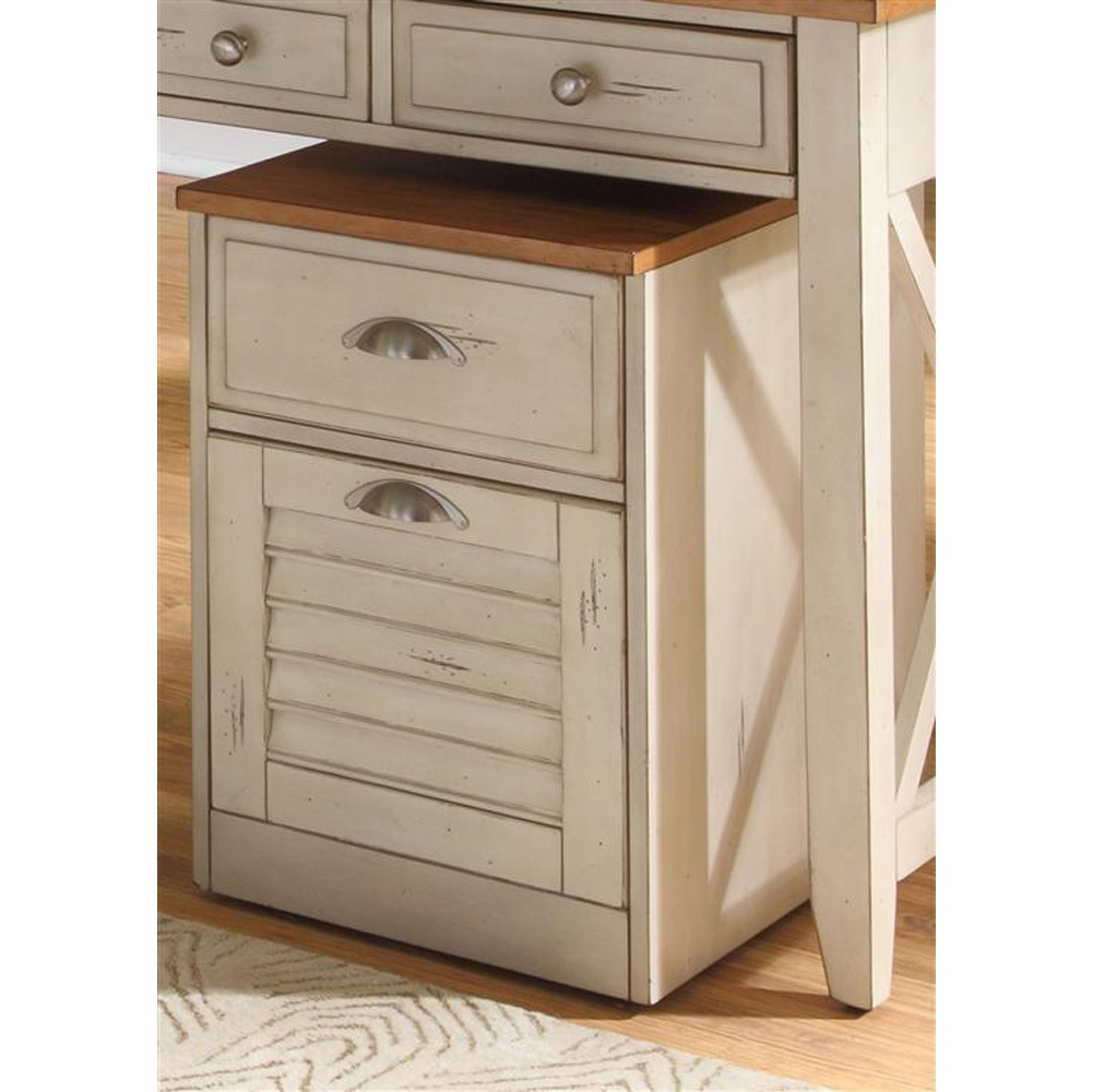 Liberty Furniture – Ocean Isle Mobile File Cabinet – 303 Ho146 Within Ocean Marble Credenzas (View 20 of 30)