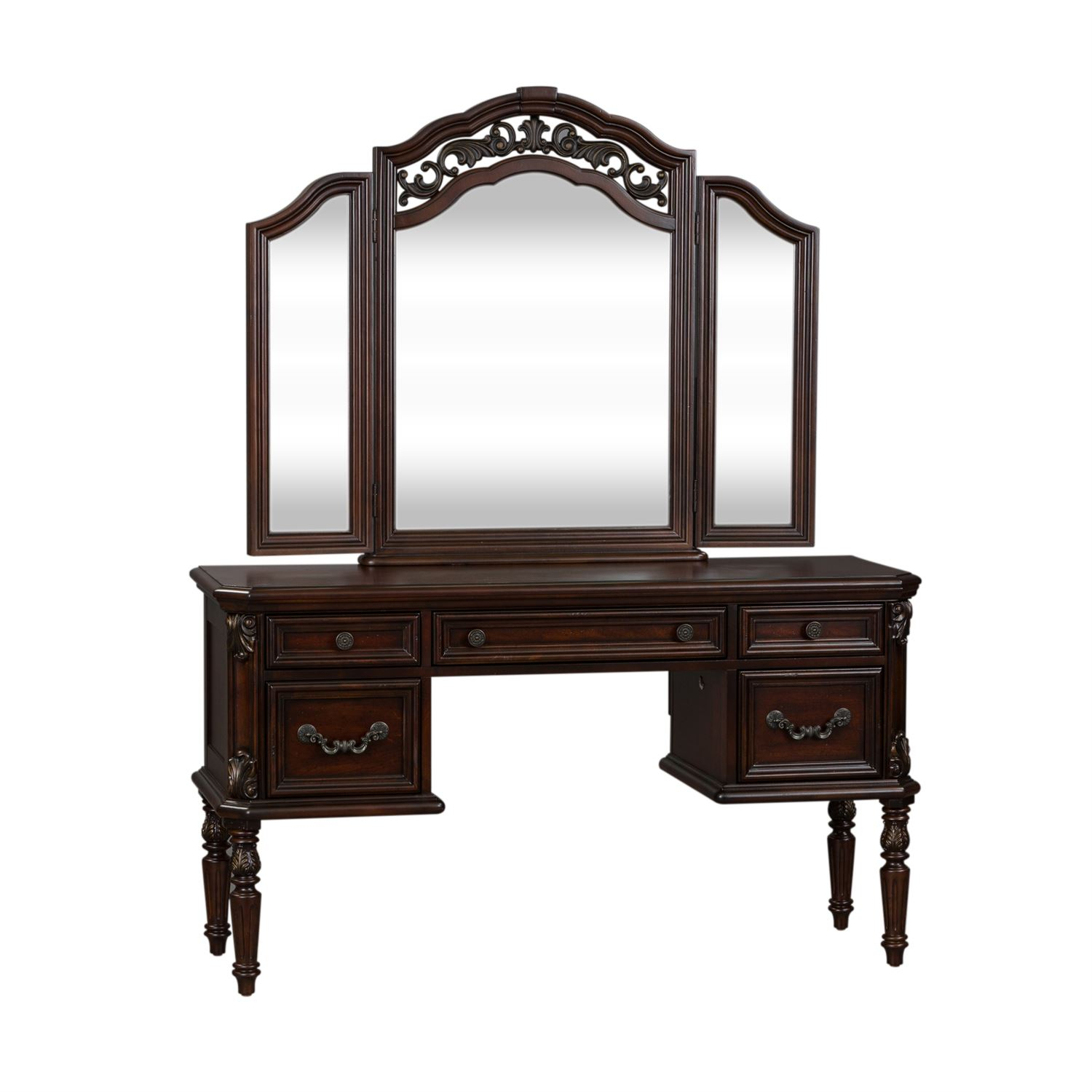 Liberty throughout 3-Piece Mirrored Buffets (Image 11 of 30)