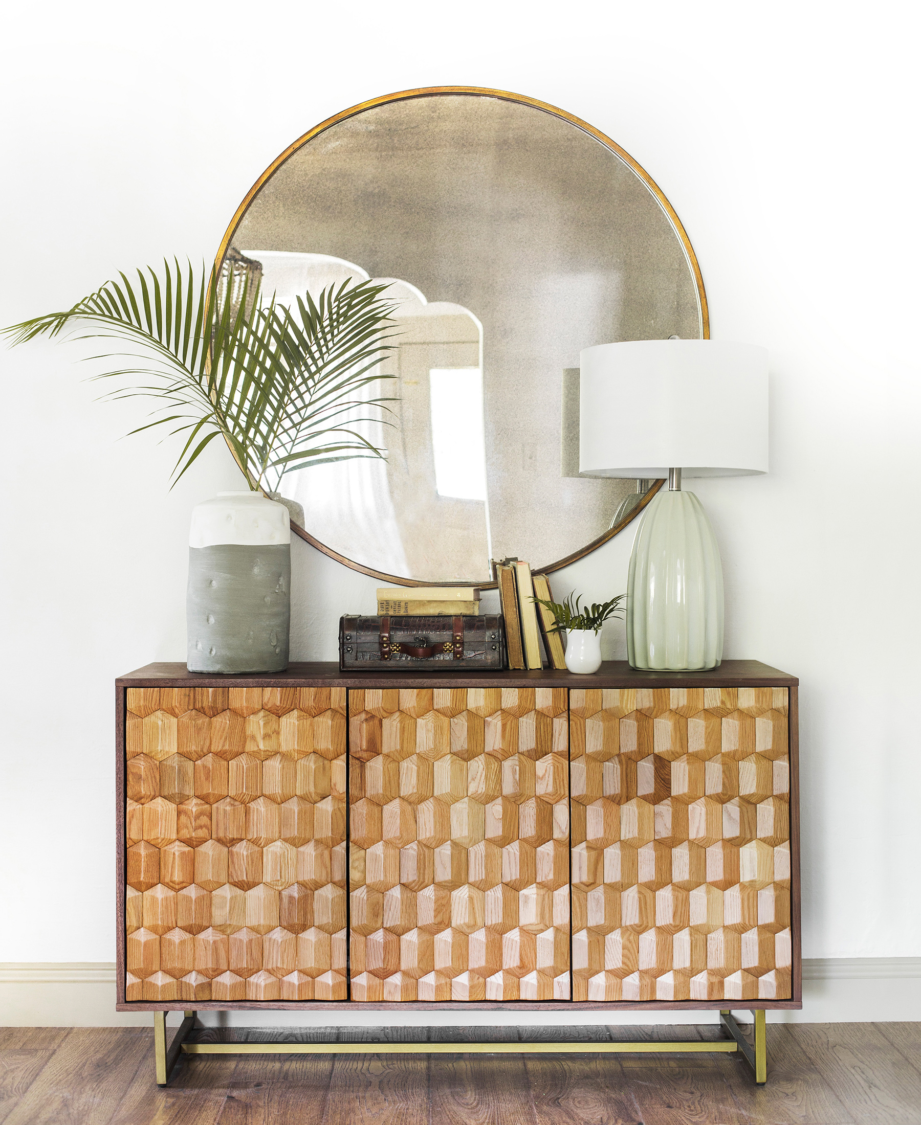 Living Room Storage Ideas: The Sideboard – Articulate Intended For Mid Century Modern Glossy White Buffets (View 17 of 30)