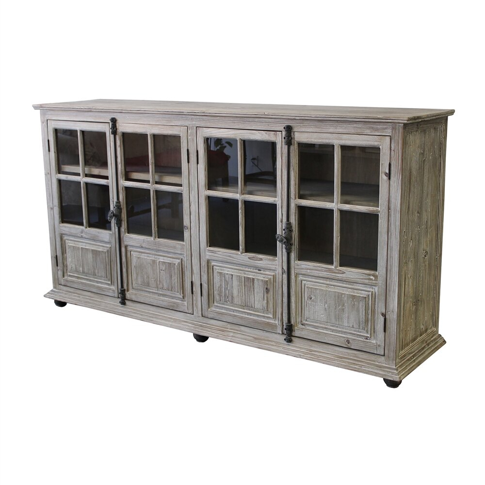 Llewellyn Glazed Sideboard for Jessenia Sideboards (Image 21 of 30)
