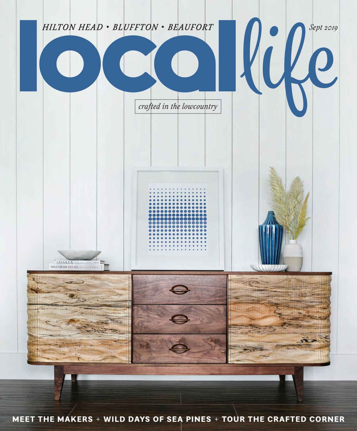 Local Life Magazine September 2019Locallife – Issuu Within Strokes And Waves Credenzas (View 16 of 30)