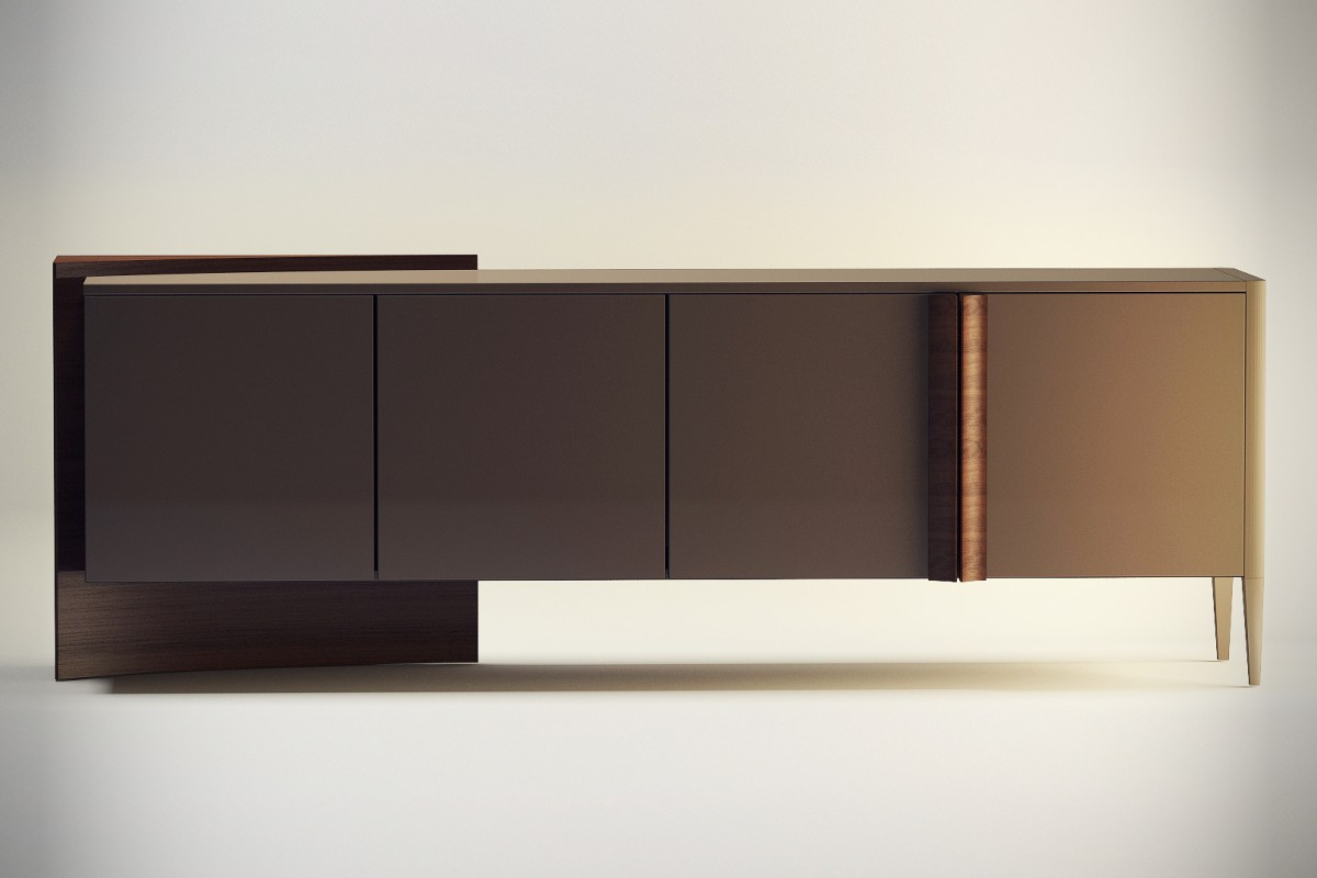 Luna Sideboard For Stella – Gulsah Soyluer Intended For Stella Sideboards (View 12 of 30)