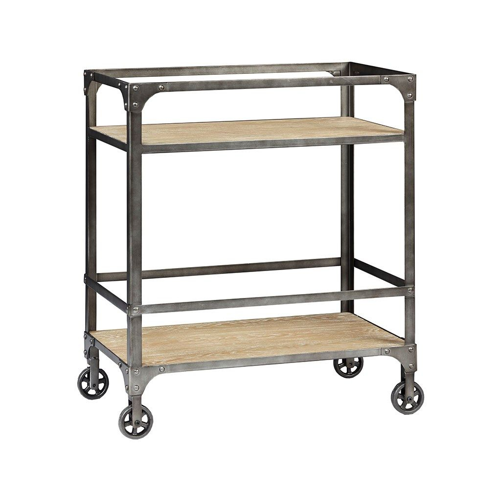 Madison Park Cirque Bar Cart | Bar Carts | Bar Furniture intended for Madison Park Kagen Grey Sideboards (Image 9 of 30)