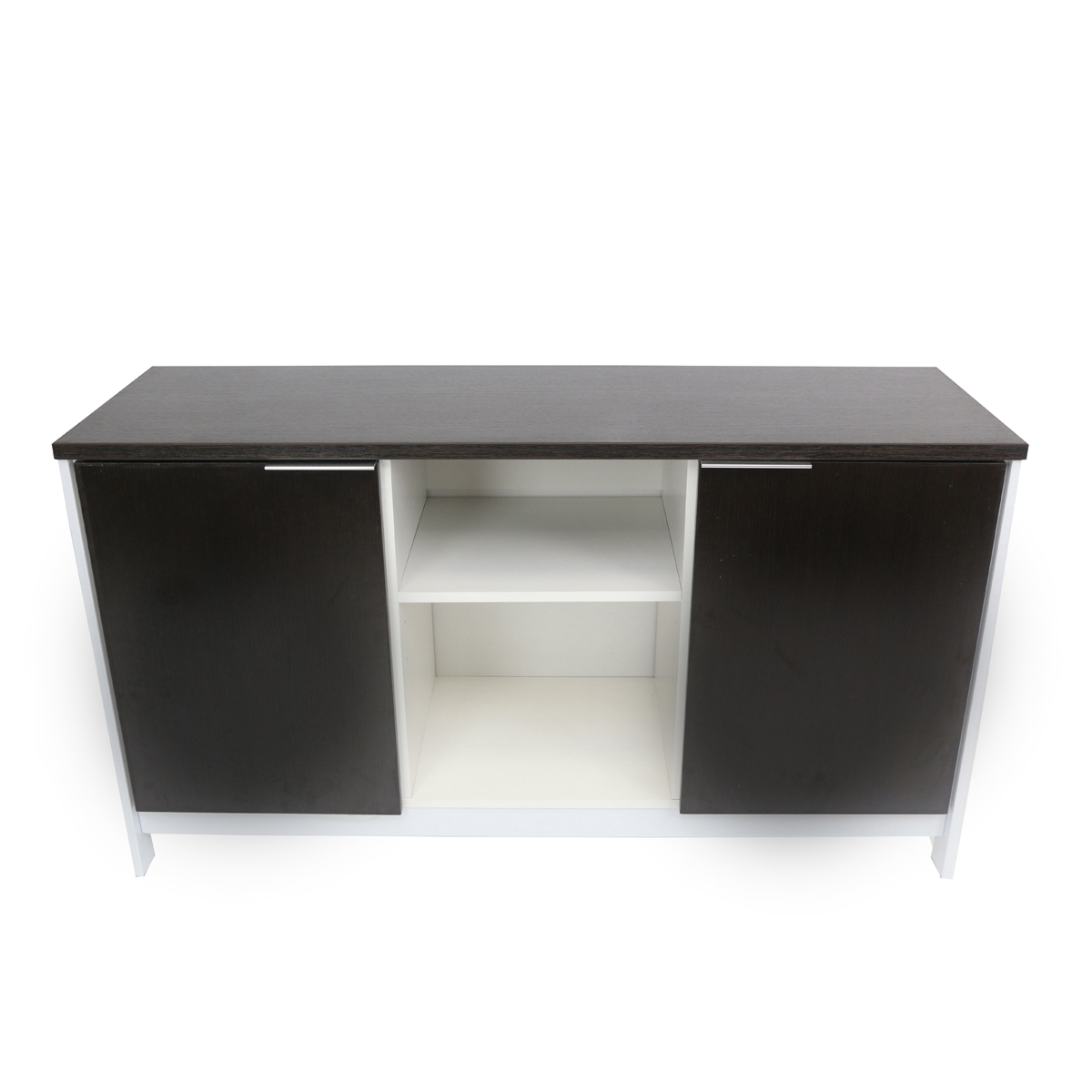 Madrid Server Buffet For Modern Dining Room Storage – Black And White Within Modern Black Storage Buffets (View 23 of 30)