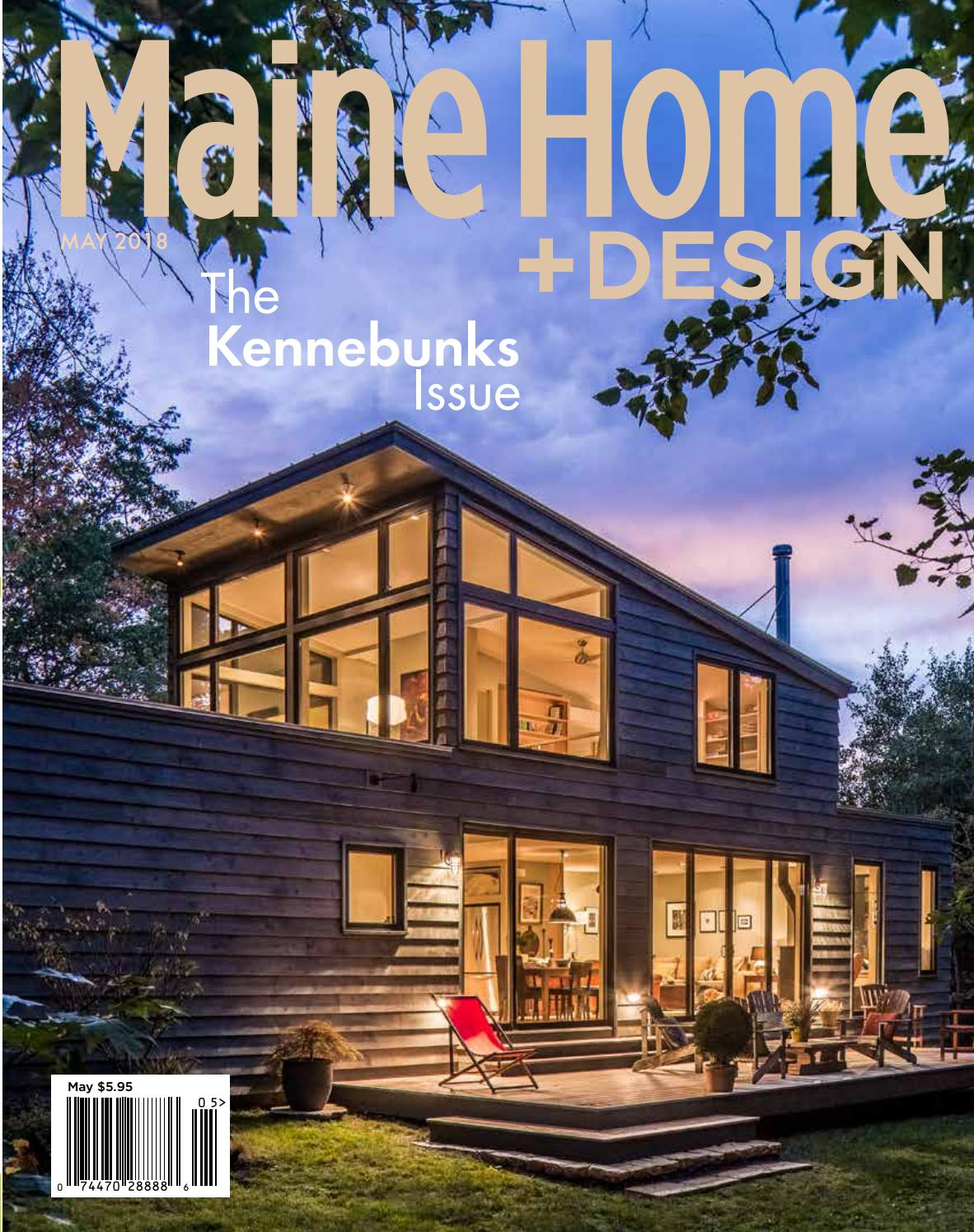 Maine Home+Design Magazine May 2018Maine Magazine – Issuu With Shoreland Sideboards (View 21 of 30)