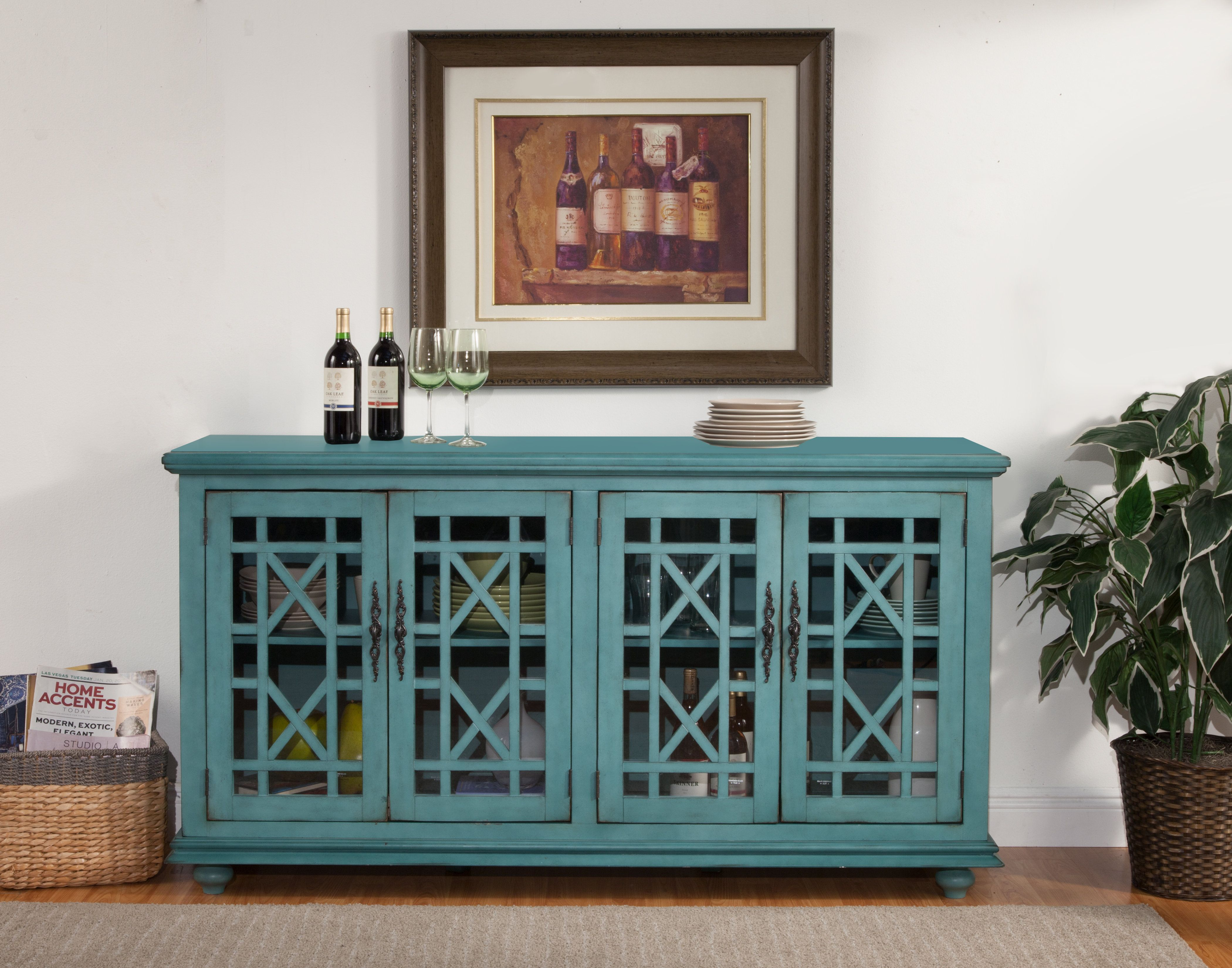 """Mainor Tv Stand For Tvs Up To 65"""" 