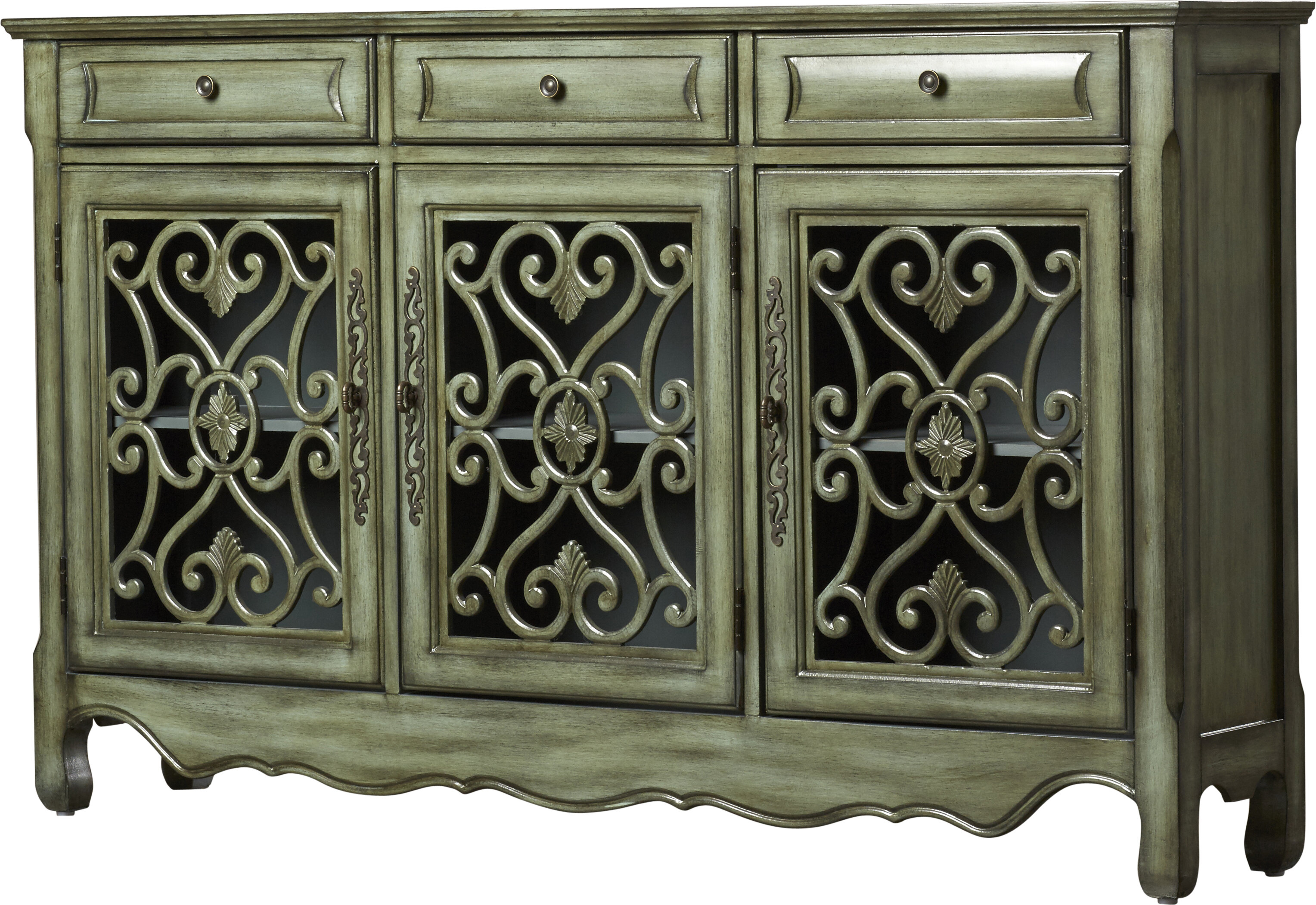 Mauzy Sideboard Intended For Serafino Media Credenzas (View 15 of 30)