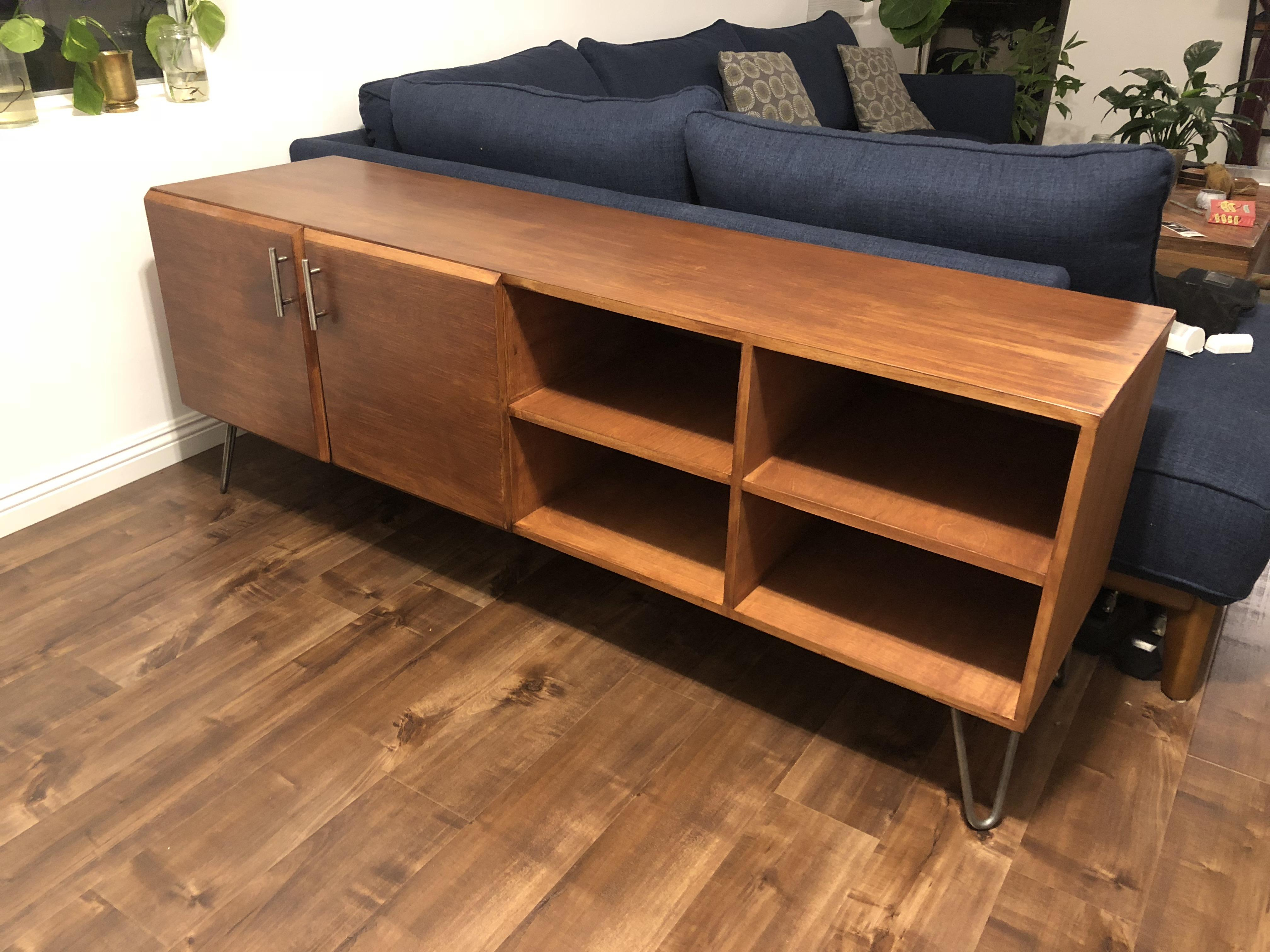 Mid Century Credenza Just Delivered To Some Clients Pertaining To Summer Desire Credenzas (View 14 of 30)