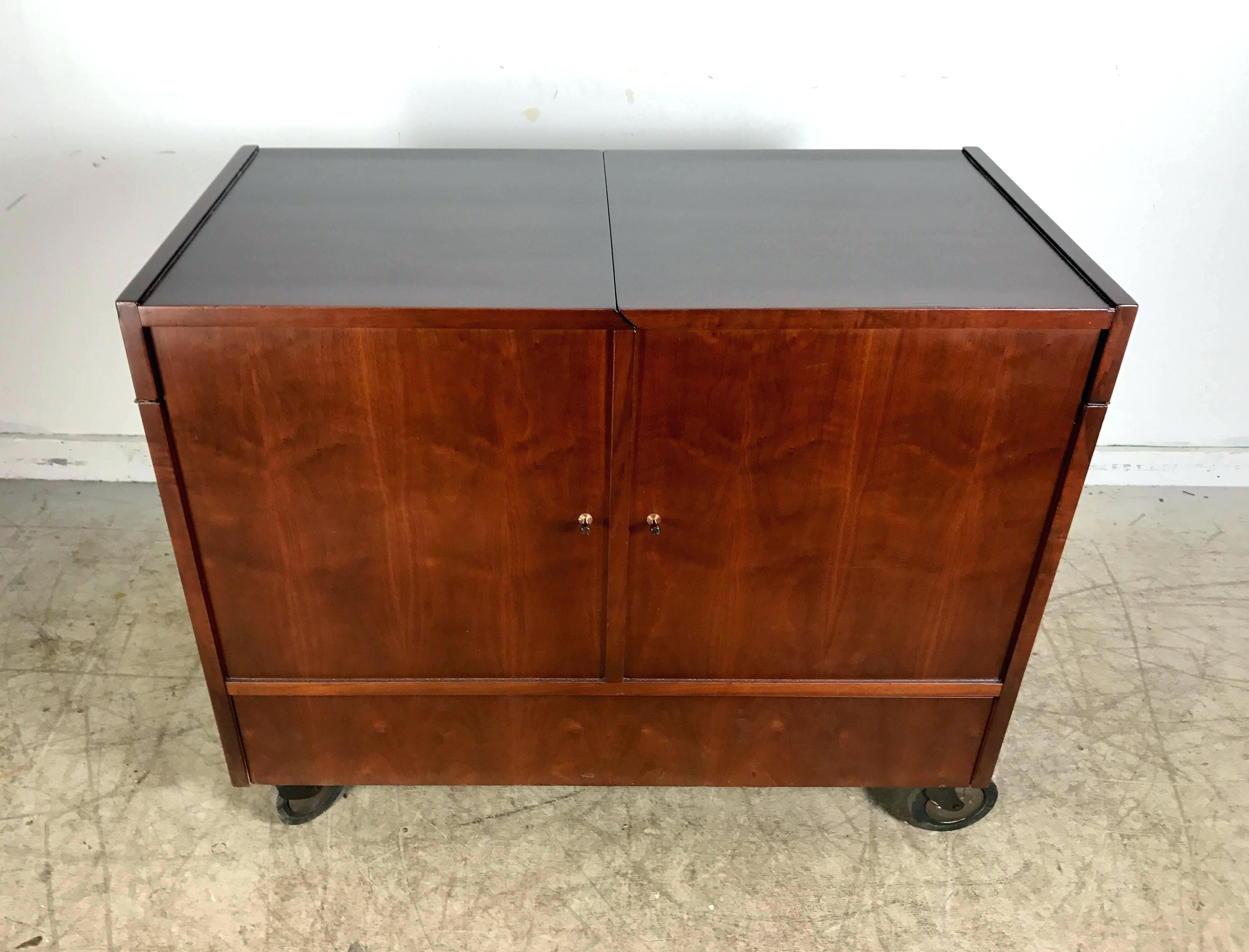 Mid Century Fold Out Desk – Plati.co for Candide Wood Credenzas (Image 21 of 30)