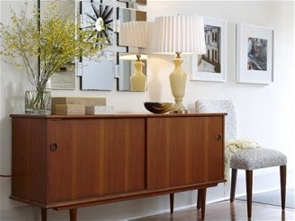 Mid Century Modern Dining Room Buffets — Johnbonham With Regard To Modern Mid Century Buffets (View 7 of 30)