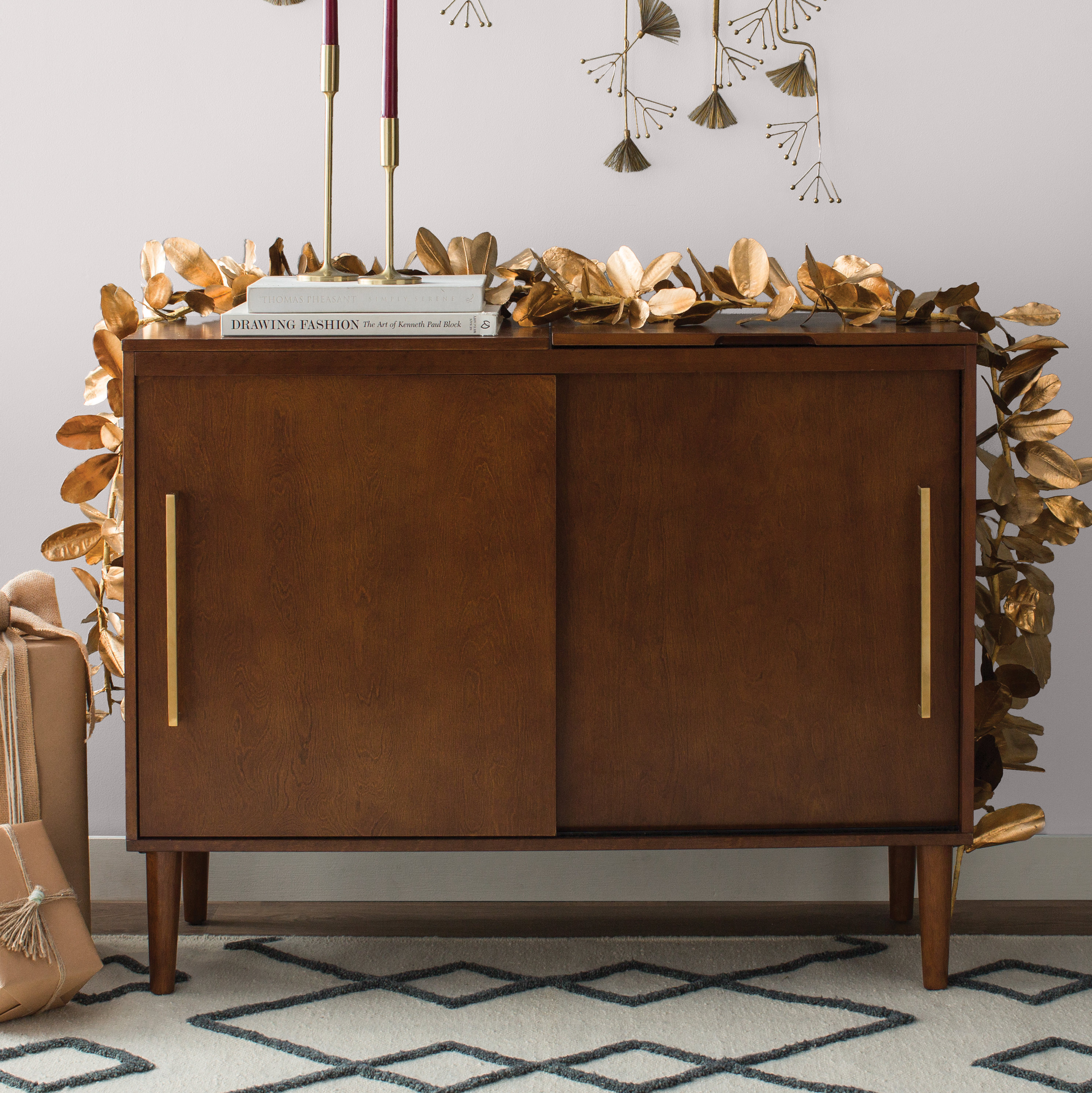 Mid Century Modern & Rustic Sideboards & Buffets You'll Love Throughout Mid Century White Buffets (View 18 of 30)