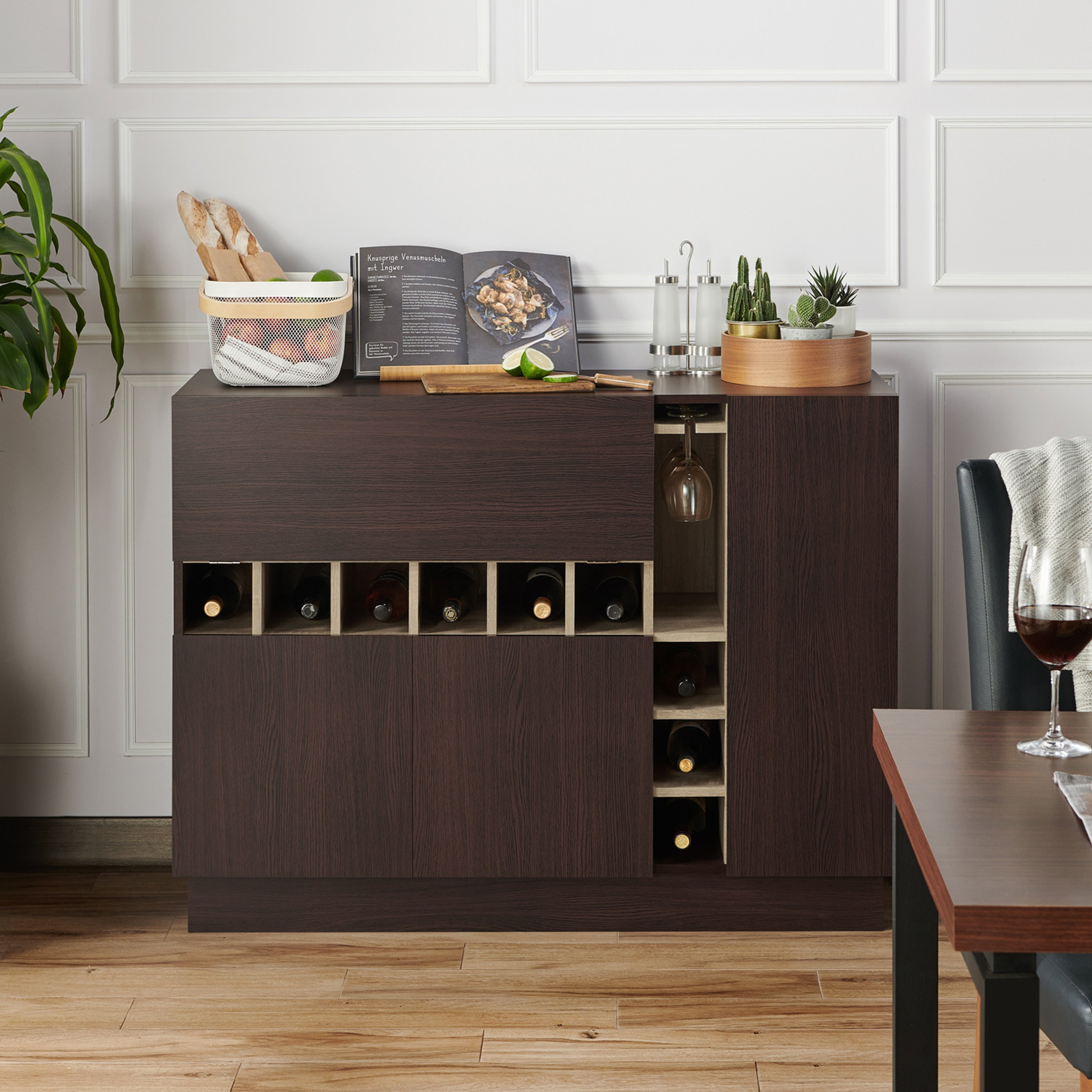 Featured Photo of Modern Espresso Storage Buffets