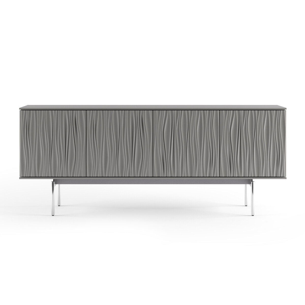 Modern & Contemporary Media Credenza | Allmodern Intended For Lowrey Credenzas (View 16 of 30)