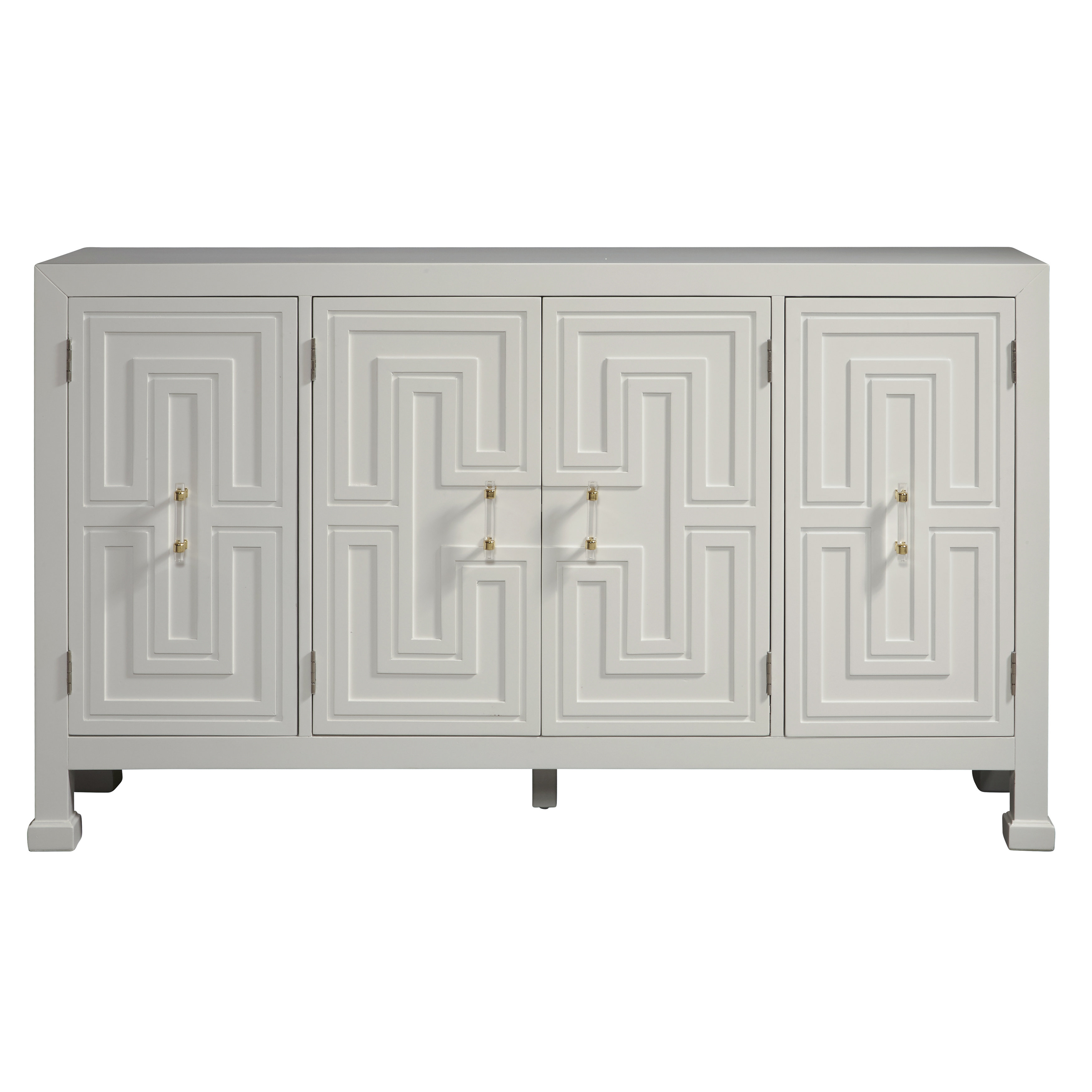 Modern & Contemporary Navy Credenza | Allmodern Pertaining To Lowrey Credenzas (View 11 of 30)