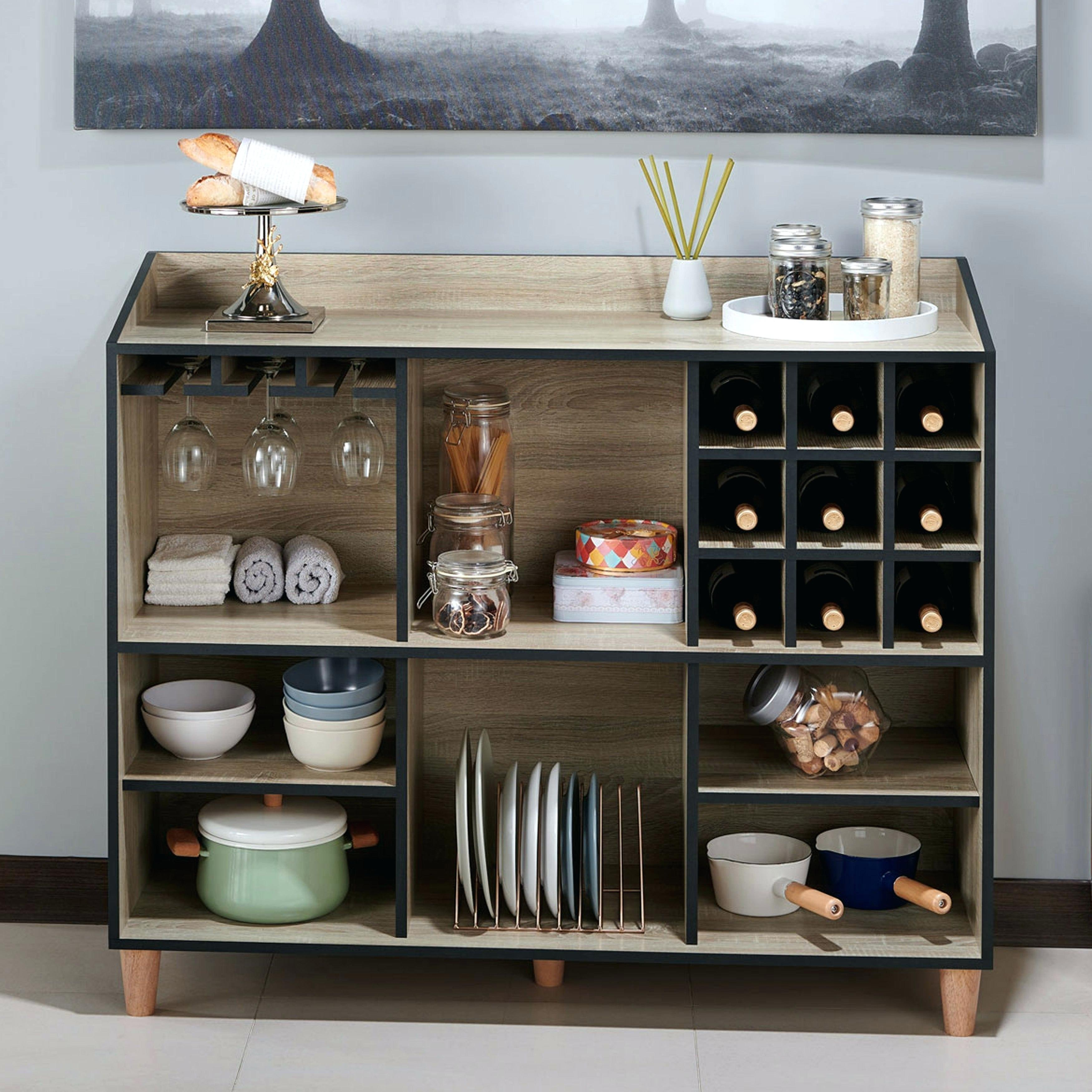 Modern Dining Sideboard – Decoratingsimple.co throughout Modern Natural Oak Dining Buffets (Image 26 of 30)