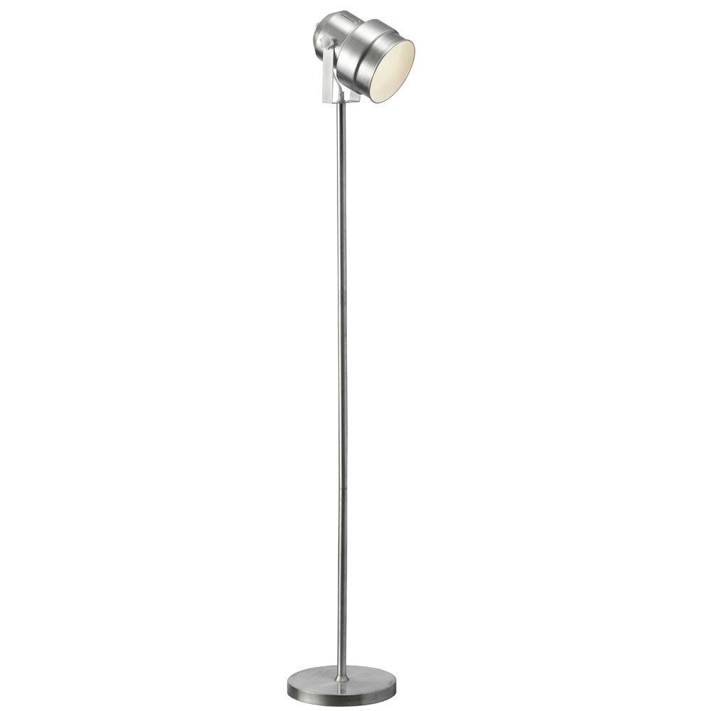 Modern Matte Black Floor Lamps | Allmodern Throughout Adkins Sideboards (Image 2 of 3)
