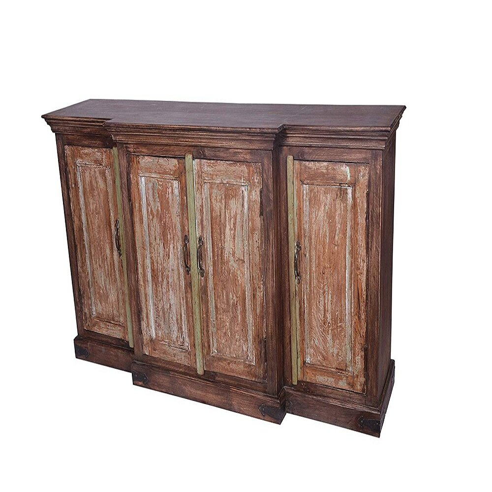 Monarrez Sideboard With Regard To Steinhatchee Reclaimed Pine 4 Door Sideboards (View 21 of 30)