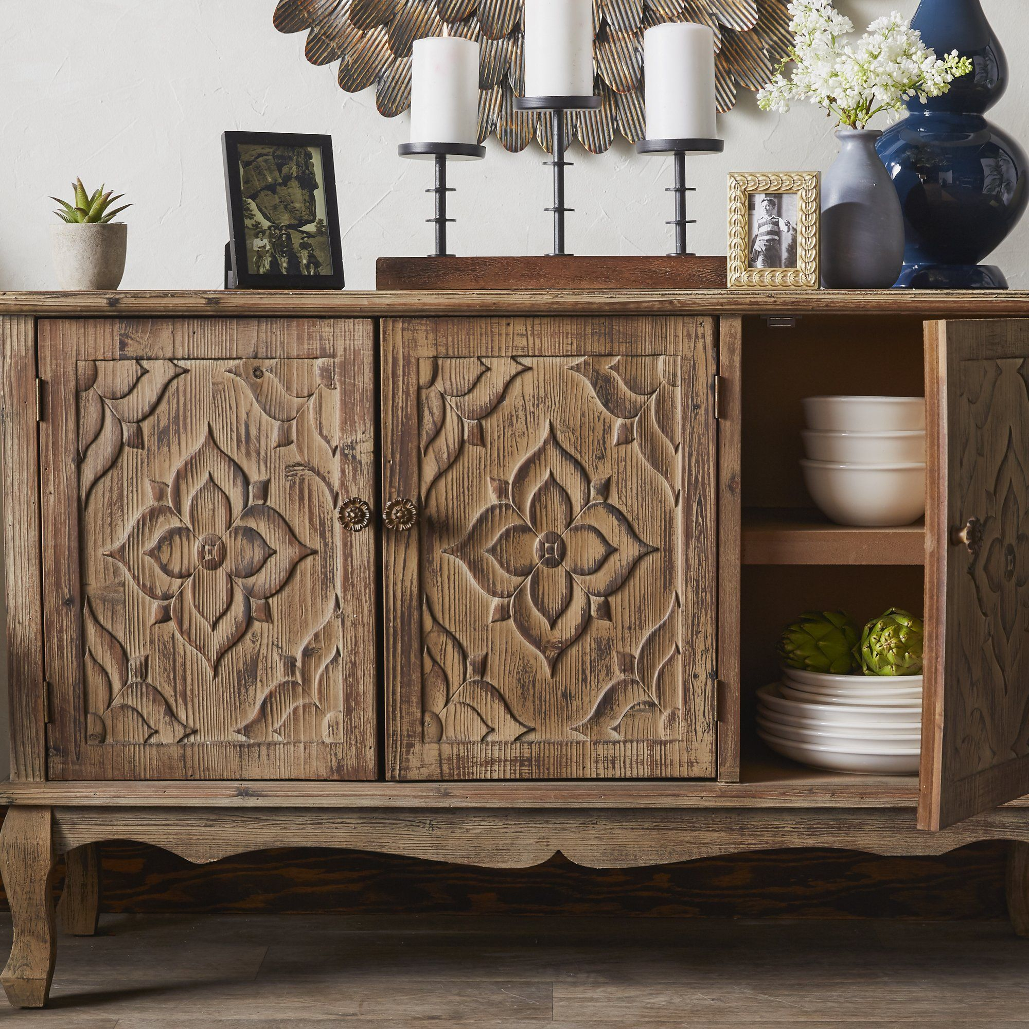 Monica Sideboard   Unusual Furniture In 2019   Dining Room With Haroun Mocha Sideboards (View 18 of 30)
