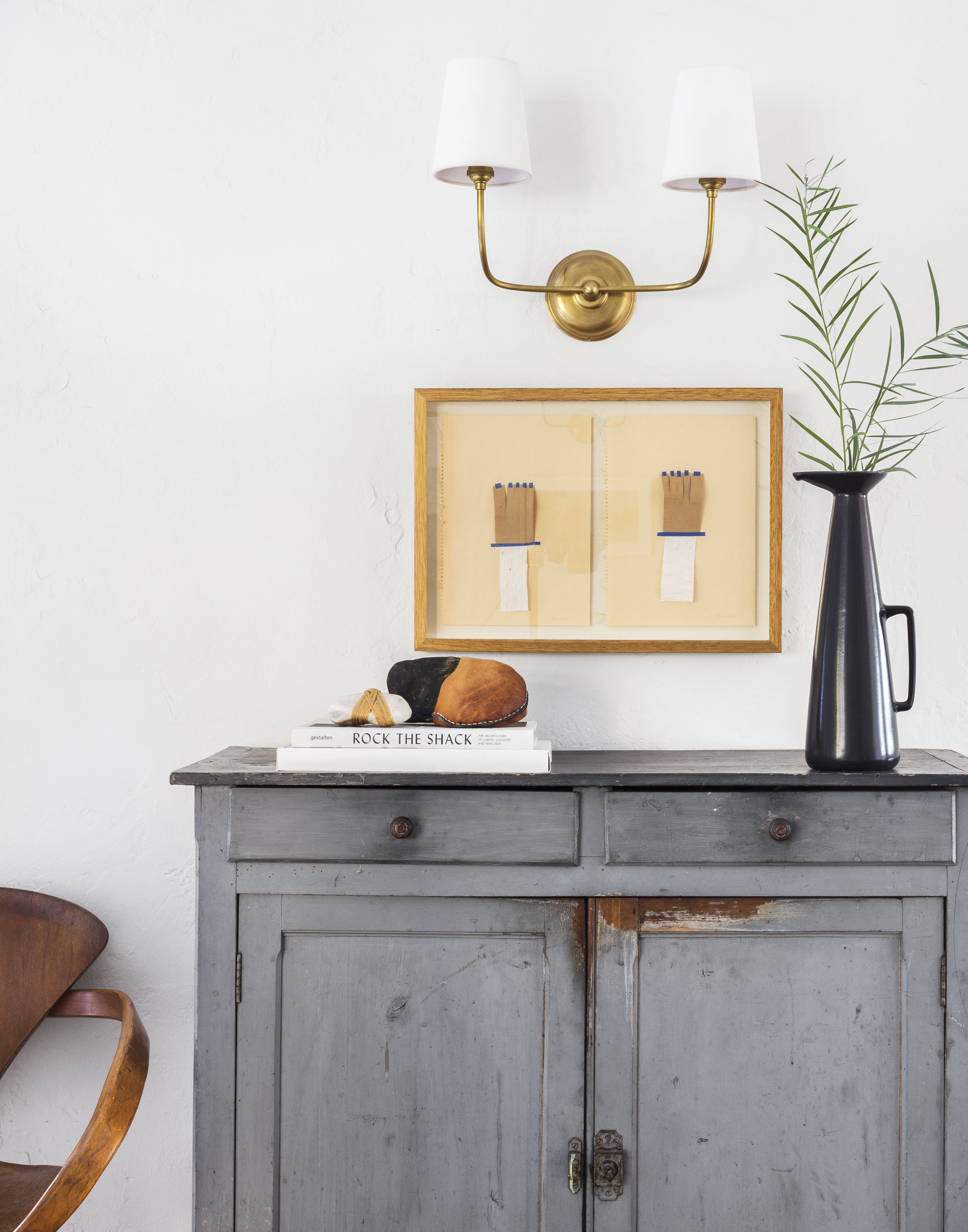 My Living Room Update – Emily Henderson Throughout Summer Desire Credenzas (View 16 of 30)
