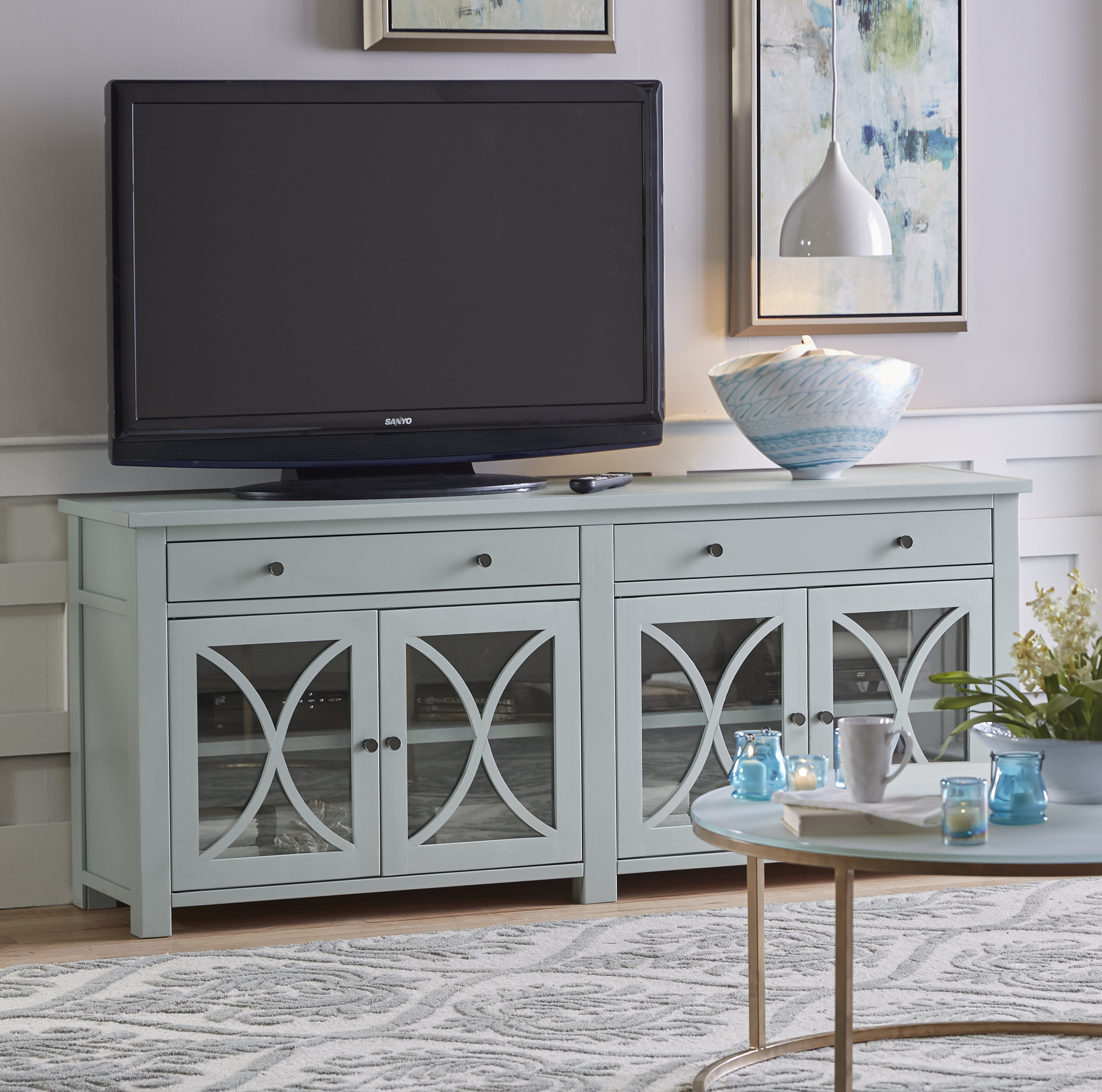 """Newburgh Tv Stand For Tvs Up To 60"""" With Parmelee Tv Stands For Tvs Up To 65"""" (View 6 of 30)"""