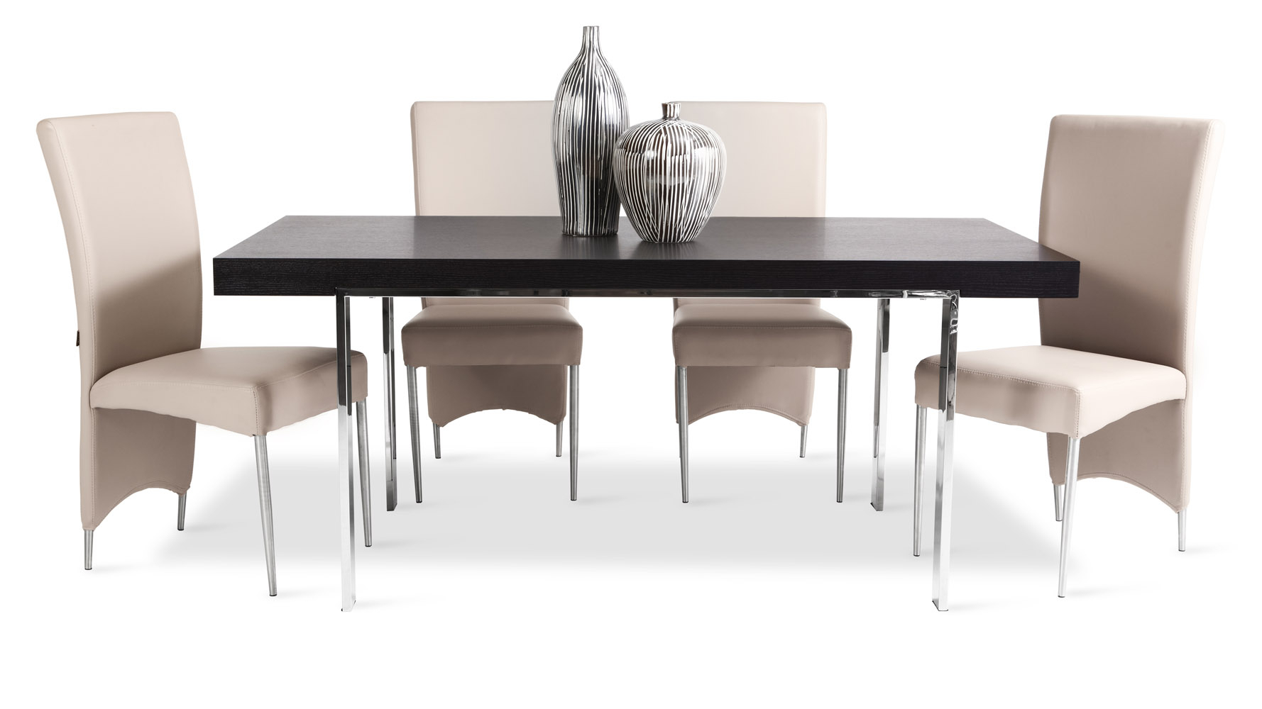 Norah Dining Table For Contemporary Espresso Dining Buffets (View 22 of 30)