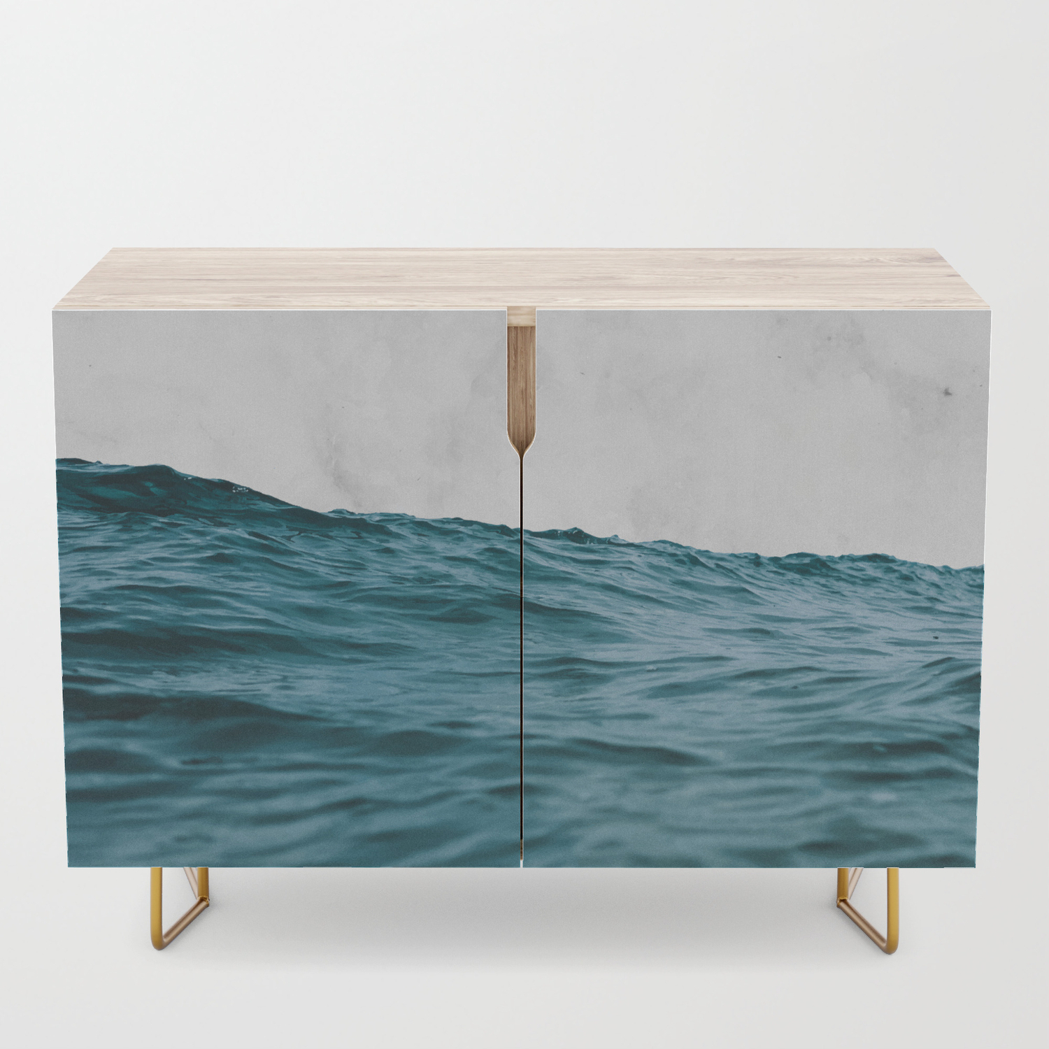 Featured Photo of Ocean Marble Credenzas