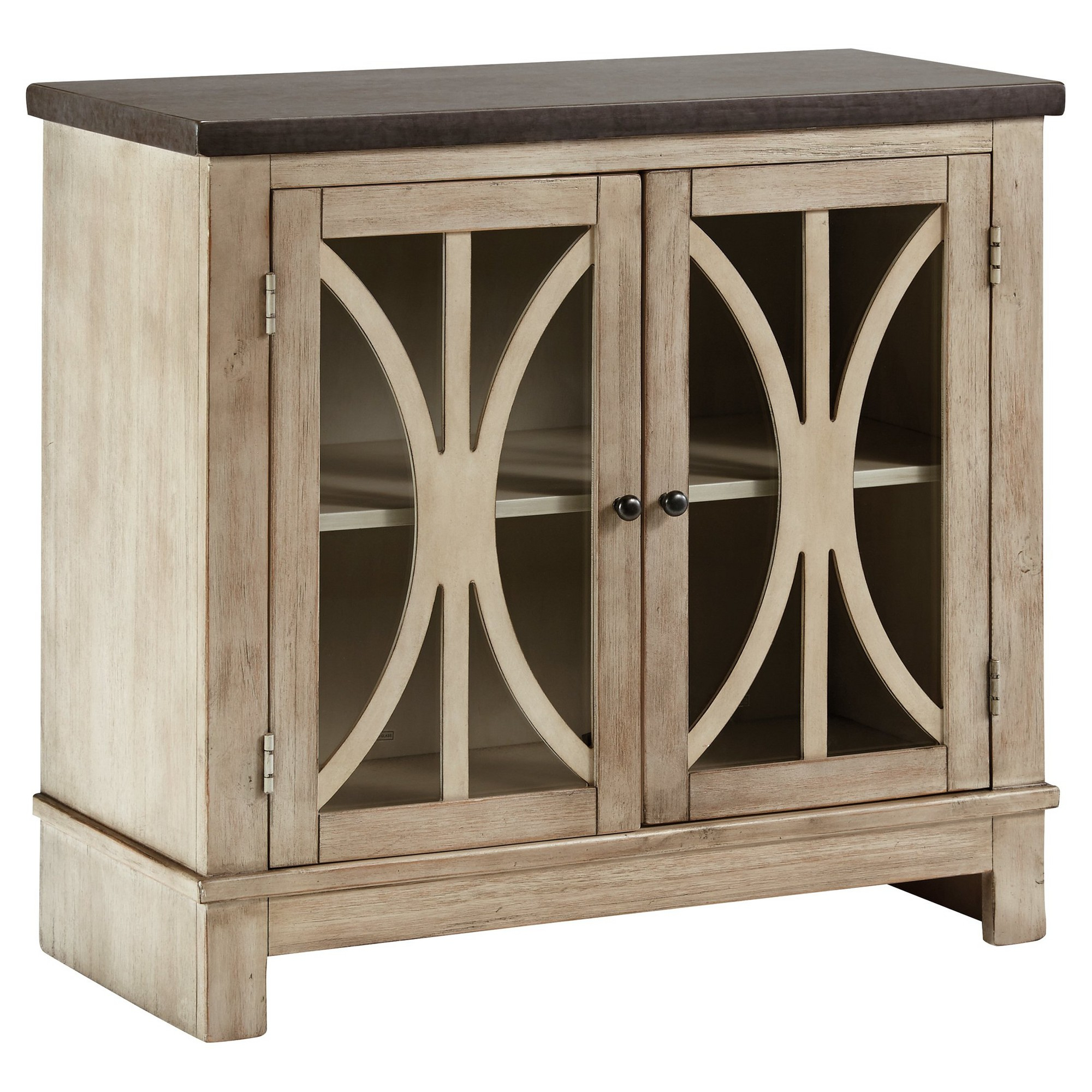 One Cabinet White Wonderful Furniture Wayfair Ashley Accent Pertaining To Kattie 4 Door Cabinets (View 20 of 30)