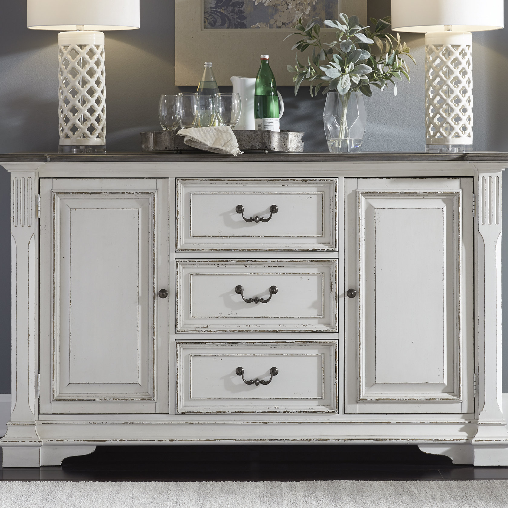 Ophelia & Co. Jersey Sideboard & Reviews | Wayfair (View 19 of 30)