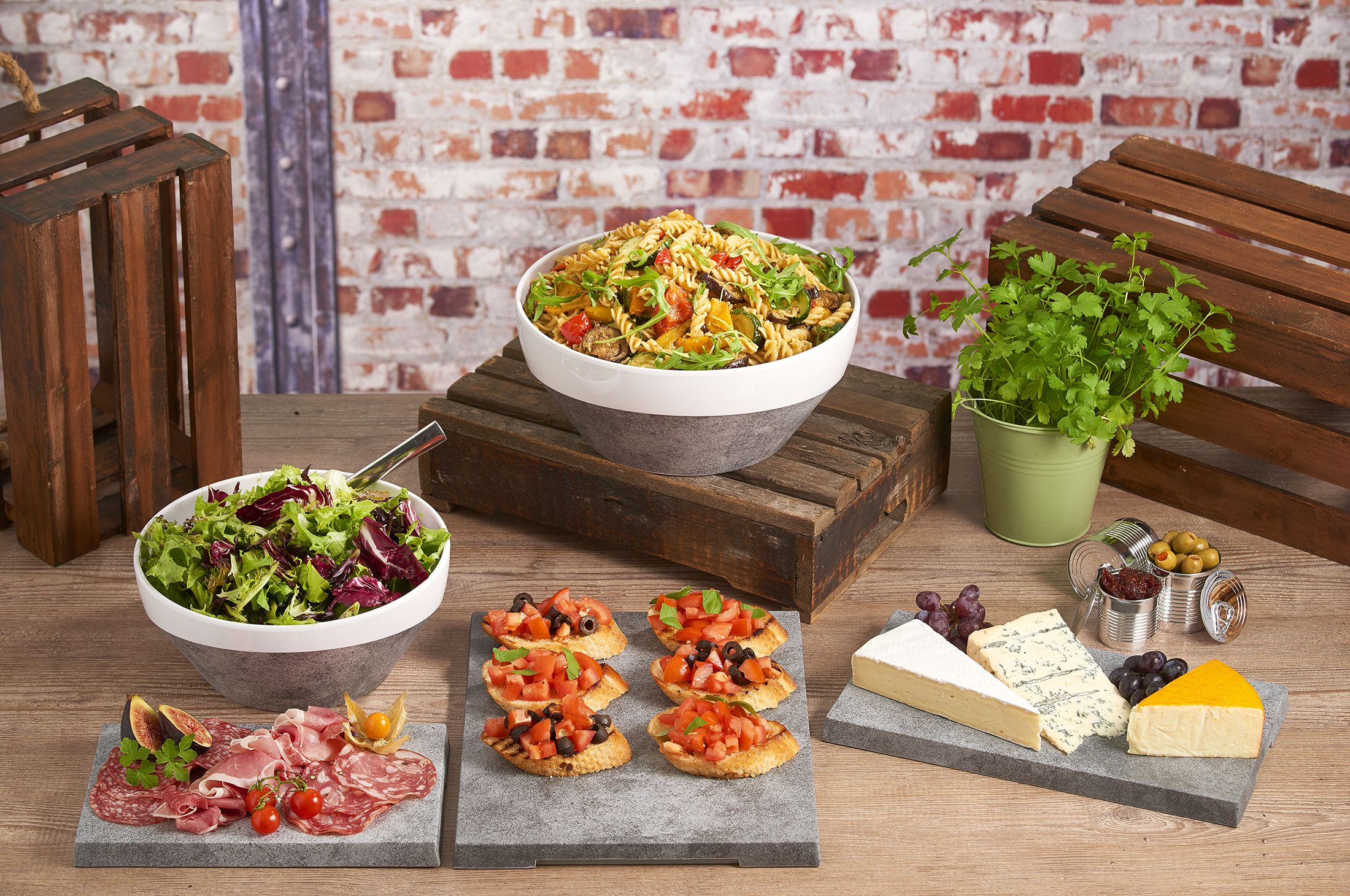 Our Industrial Concrete Look Urban Collection Is Perfect For throughout Industrial Concrete-Like Buffets (Image 26 of 30)