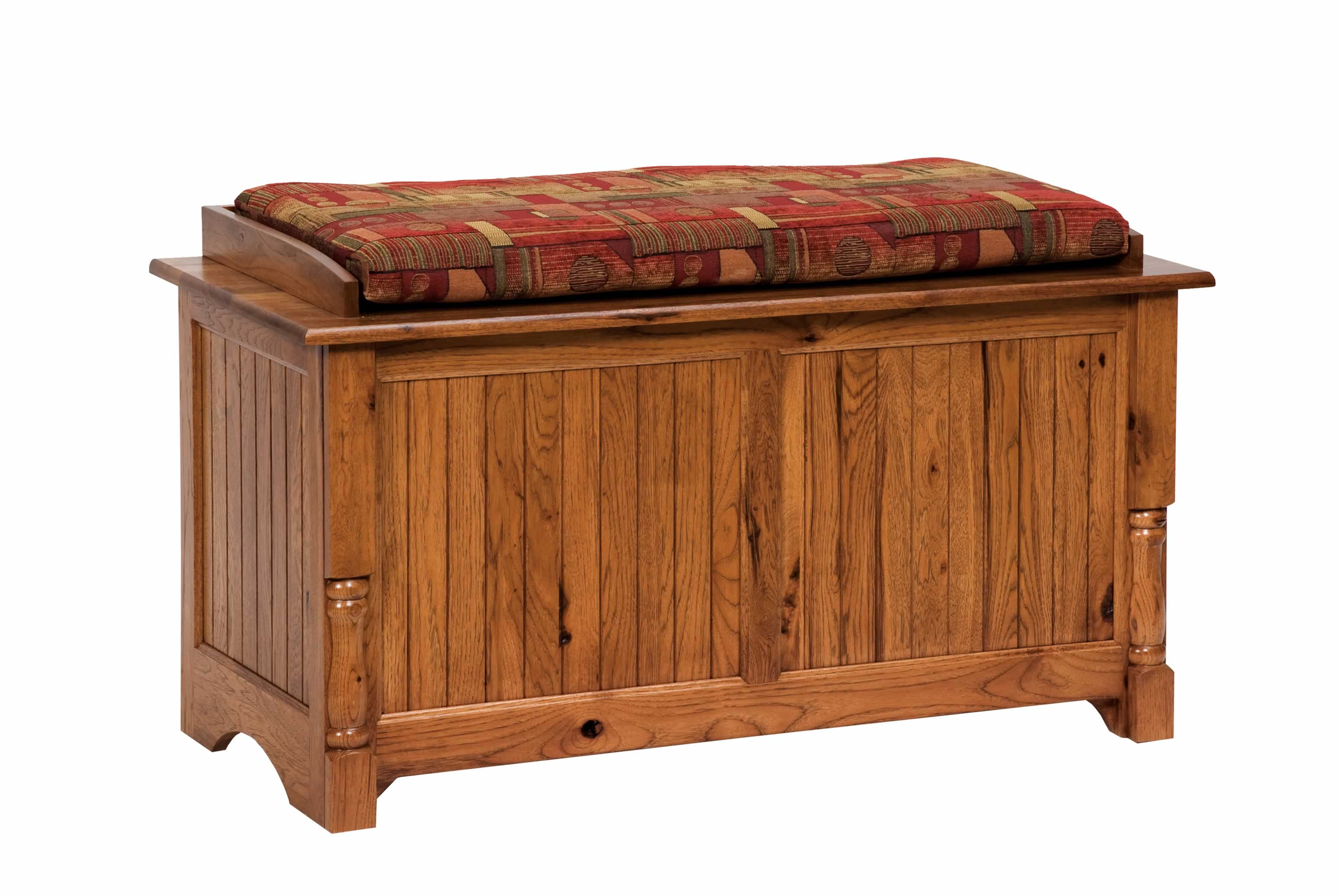 Palisade Blanket Chest - Heartland Amish Furniture inside Palisade Sideboards (Image 19 of 30)