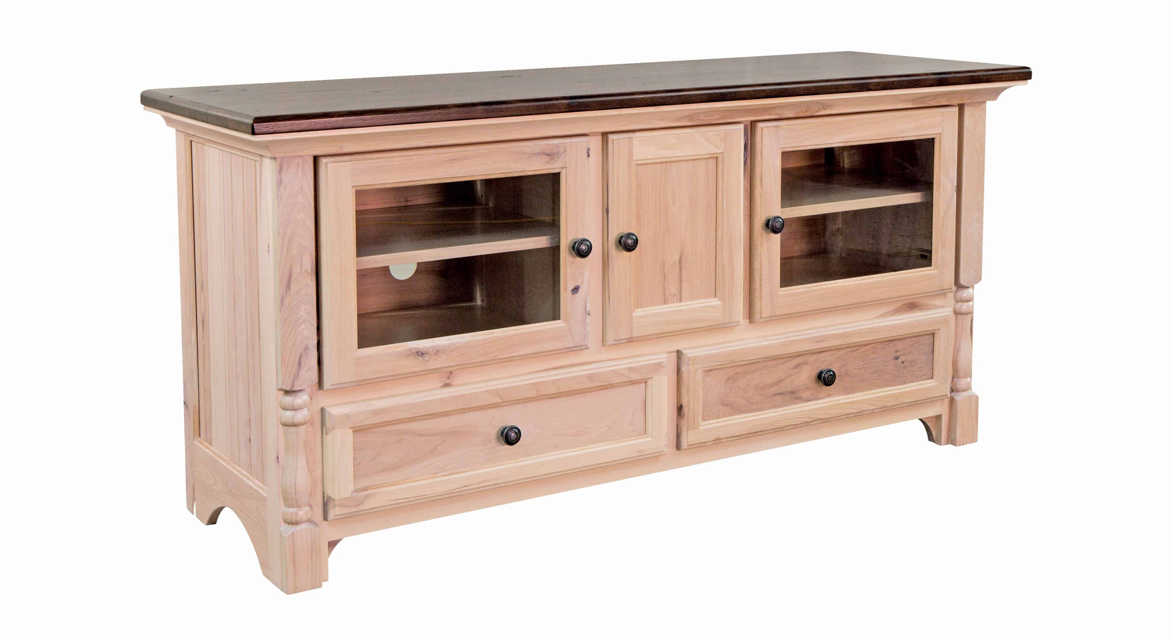 Palisade Tv Console – Amish Crafted Furniture With Regard To Palisade Sideboards (View 24 of 30)