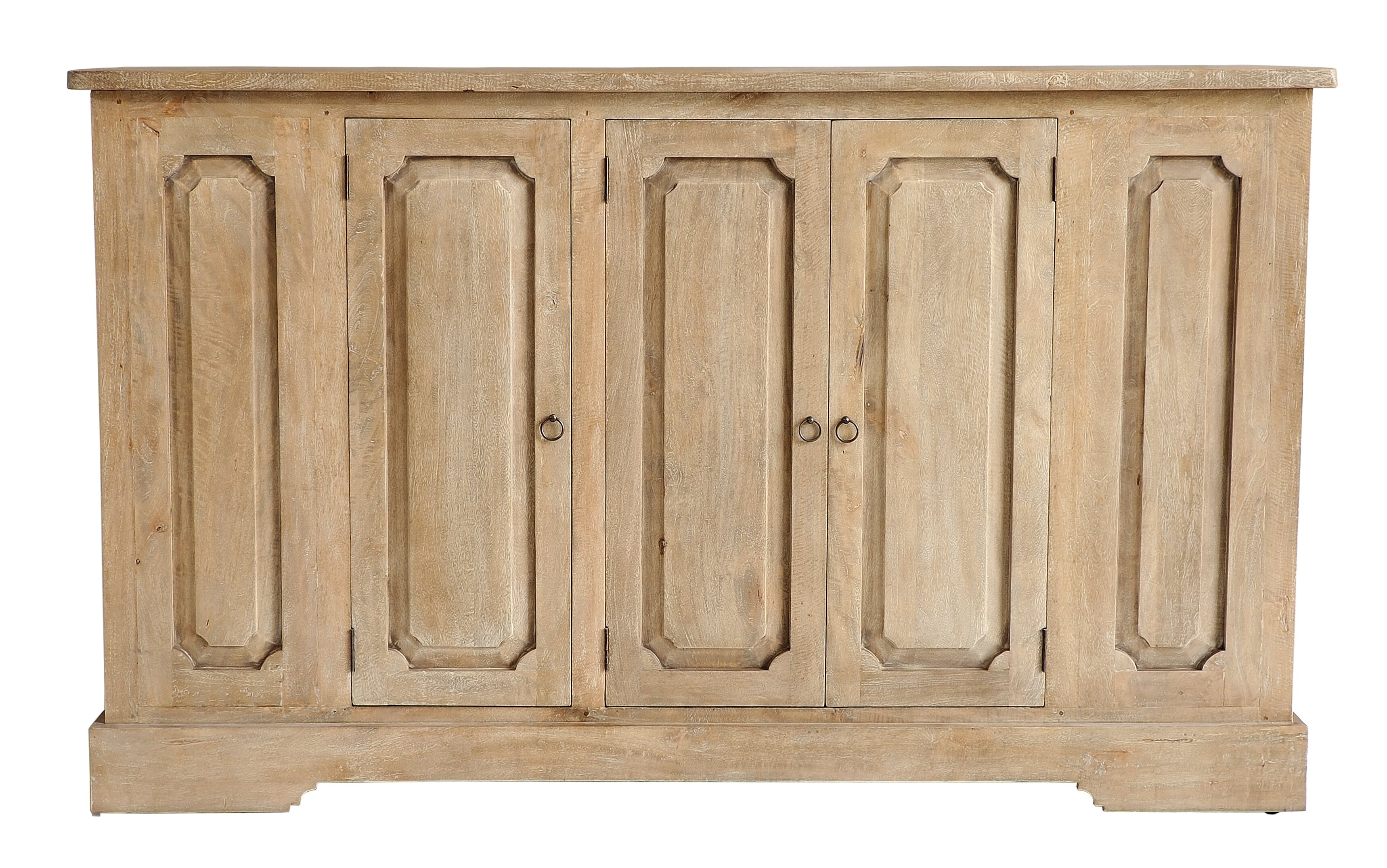 Pannell Sideboard Throughout Steinhatchee Reclaimed Pine 4 Door Sideboards (View 24 of 30)