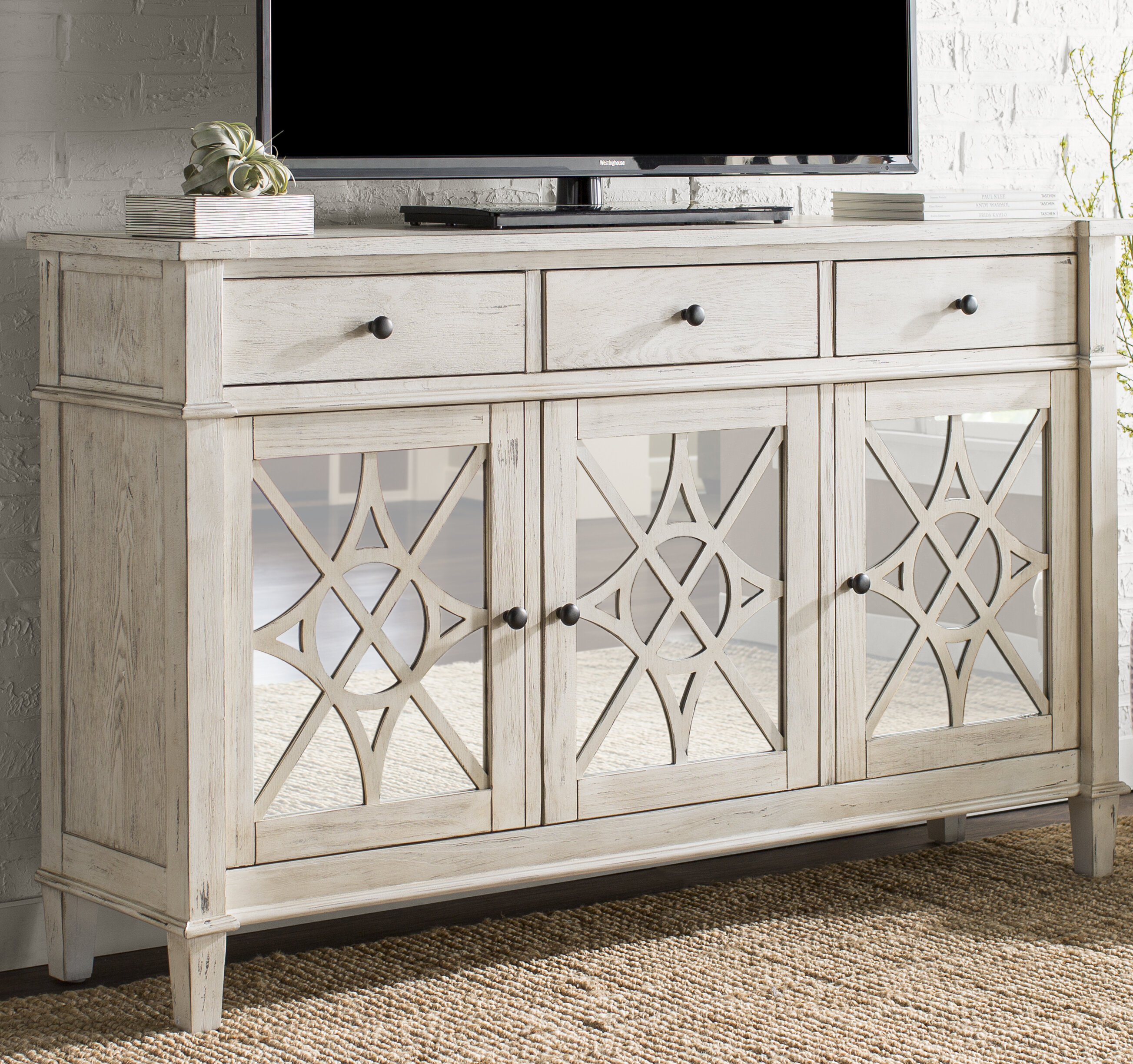 """Parmelee Tv Stand For Tvs Up To 65"""" With Regard To Parmelee Tv Stands For Tvs Up To 65"""" (View 3 of 30)"""