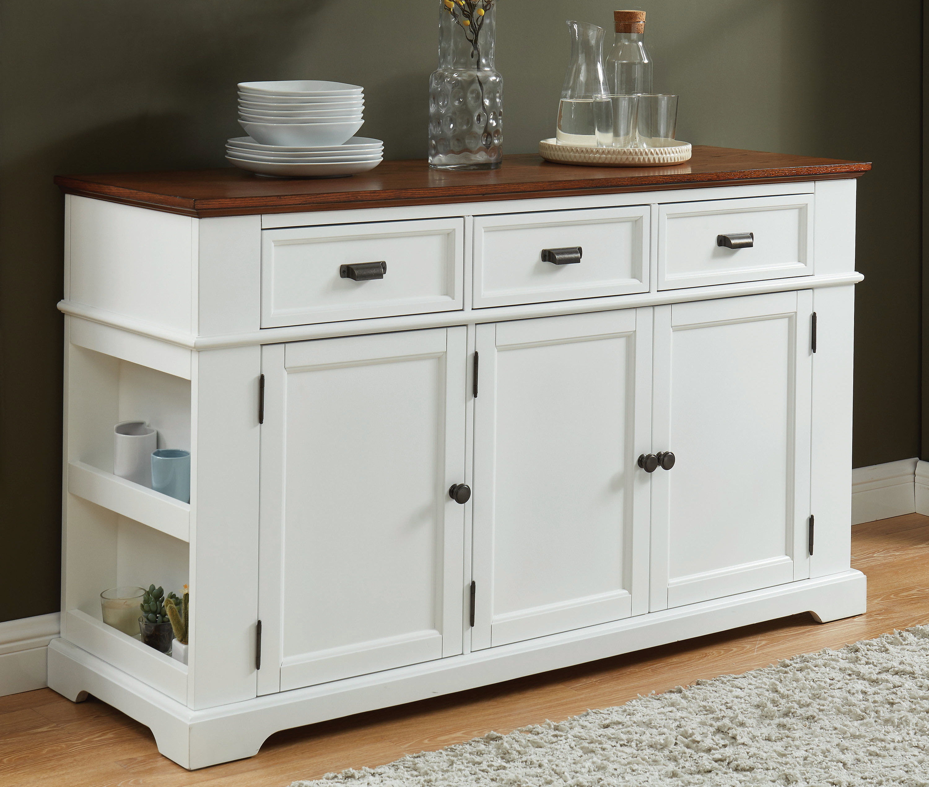 Pellegrin Sideboard For Pineville Dining Sideboards (View 3 of 30)