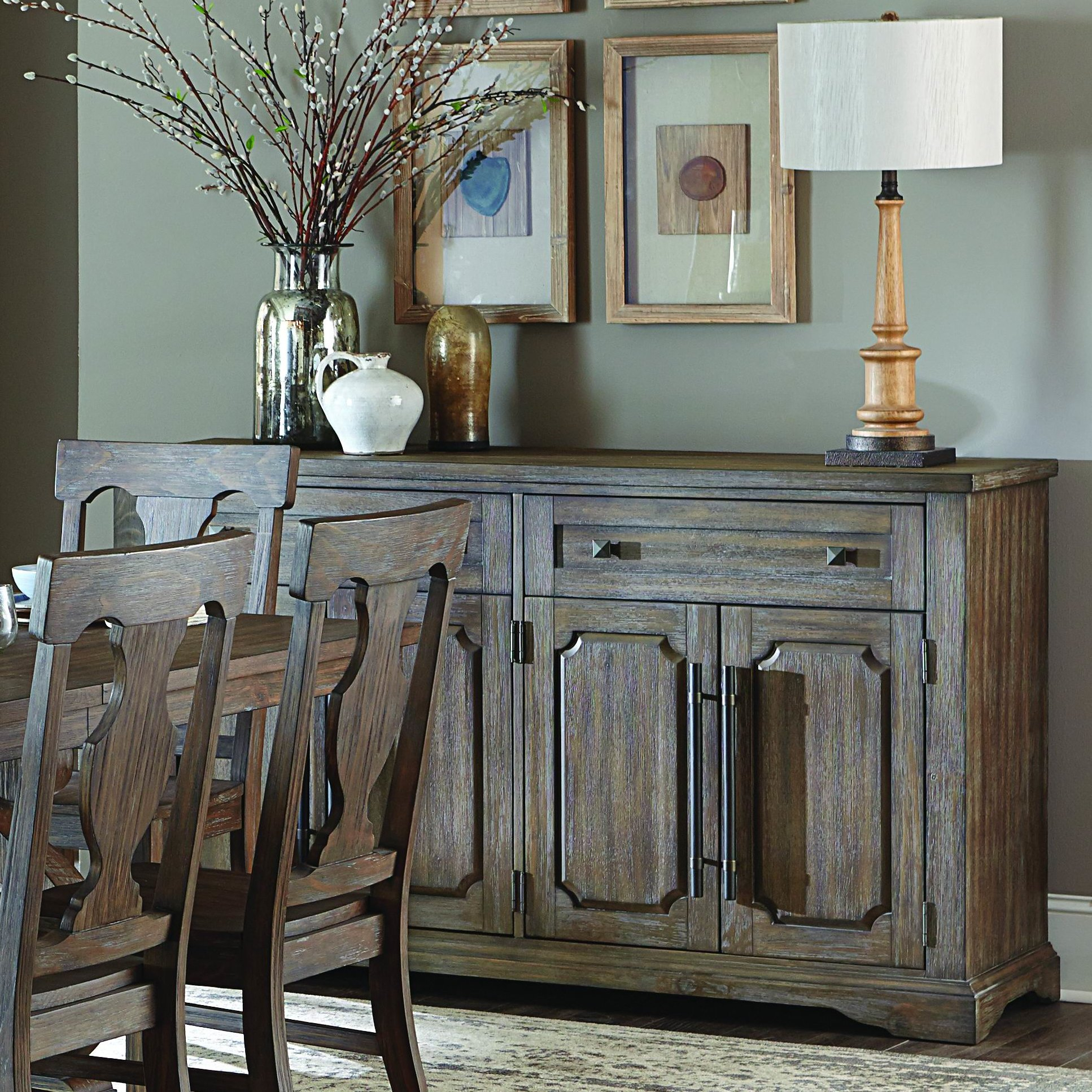 Phyllis Sideboard In Giulia 3 Drawer Credenzas (View 18 of 30)