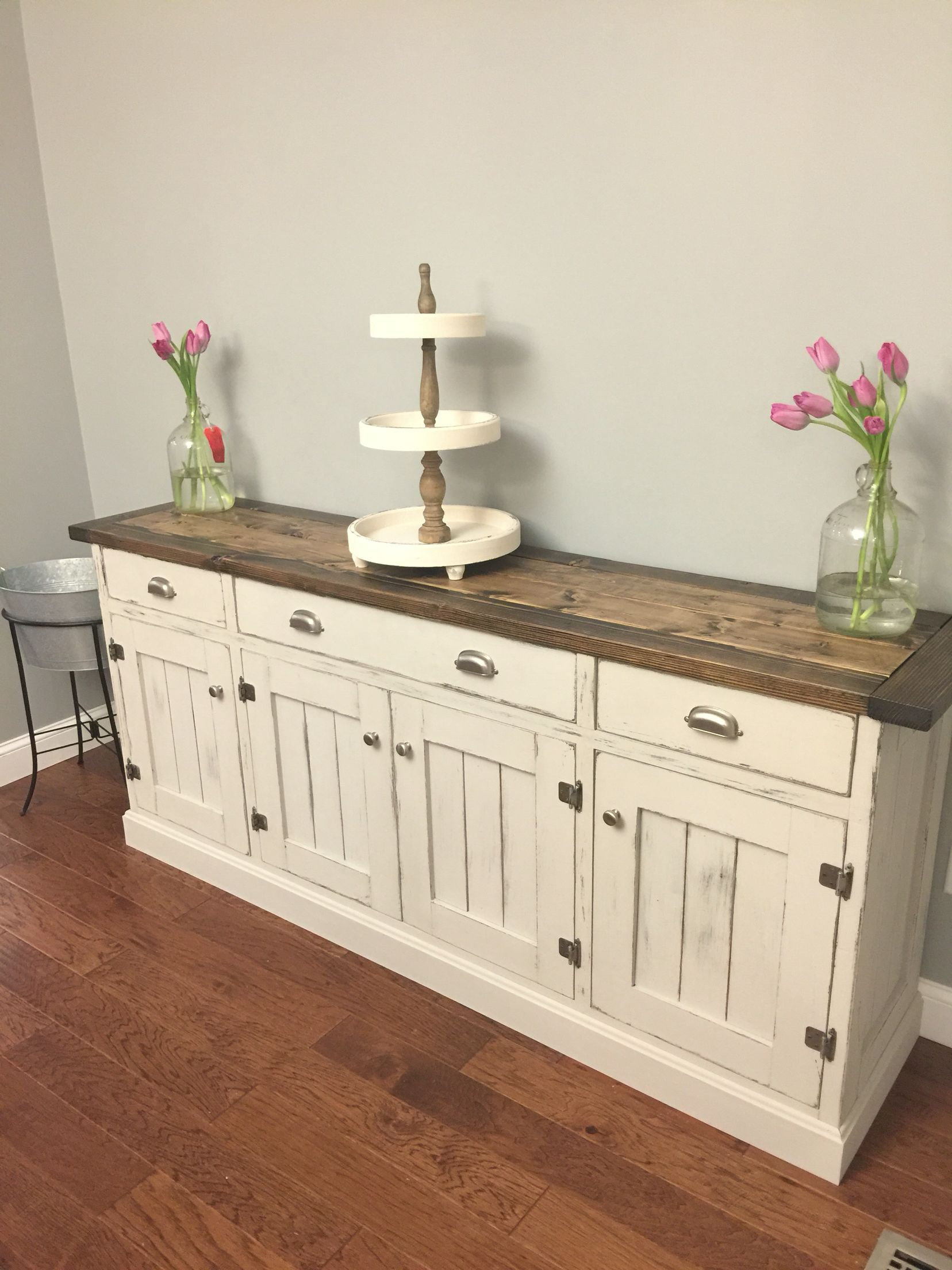 Pin On For The Home regarding Rustic Walnut Dining Buffets (Image 25 of 30)