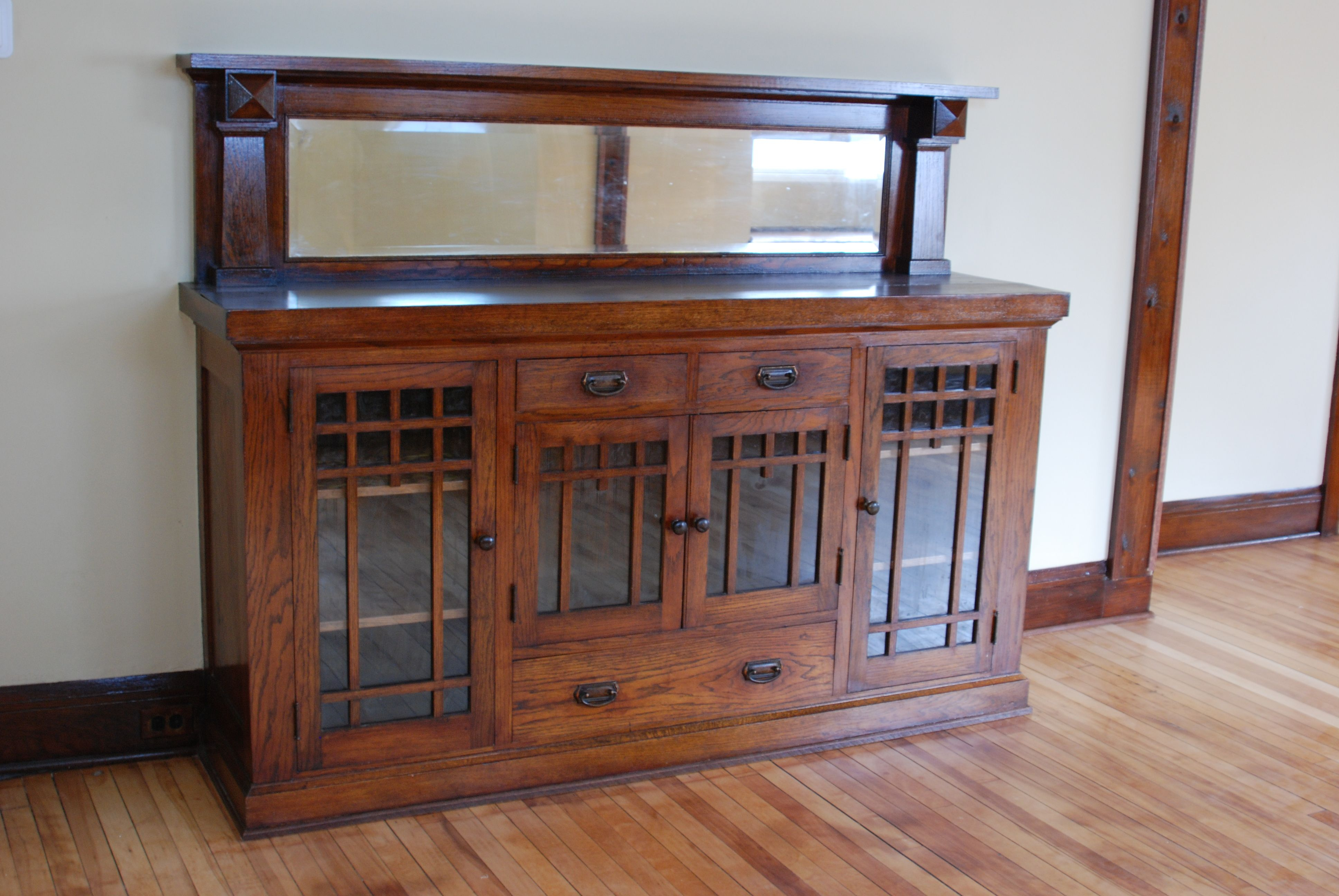 Pinmaddie Hall On Furniture In 2019 | Built In Buffet within Arminta Wood Sideboards (Image 22 of 30)