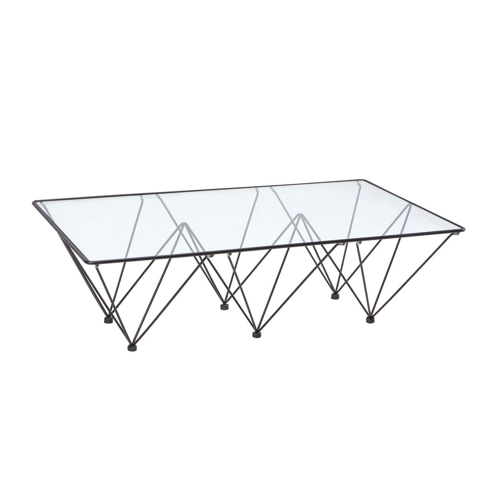Prism Coffee Table Rentals | Event Furniture Rental Throughout Line Geo Credenzas (View 28 of 30)