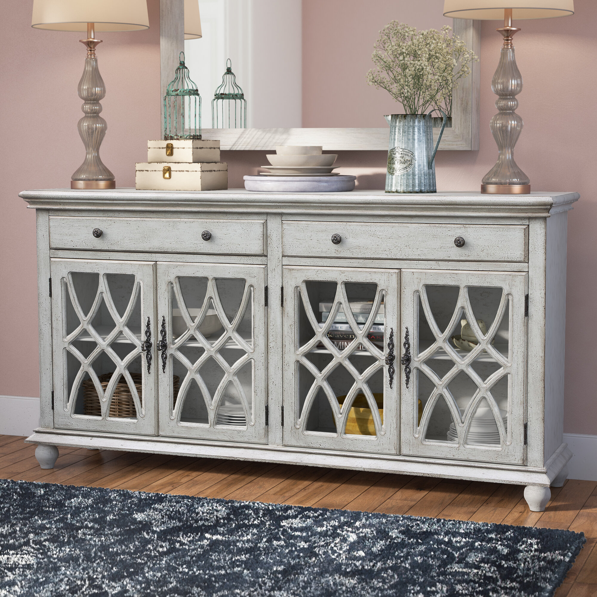 Raquette Sideboard Intended For Tott And Eling Sideboards (Gallery 10 of 30)