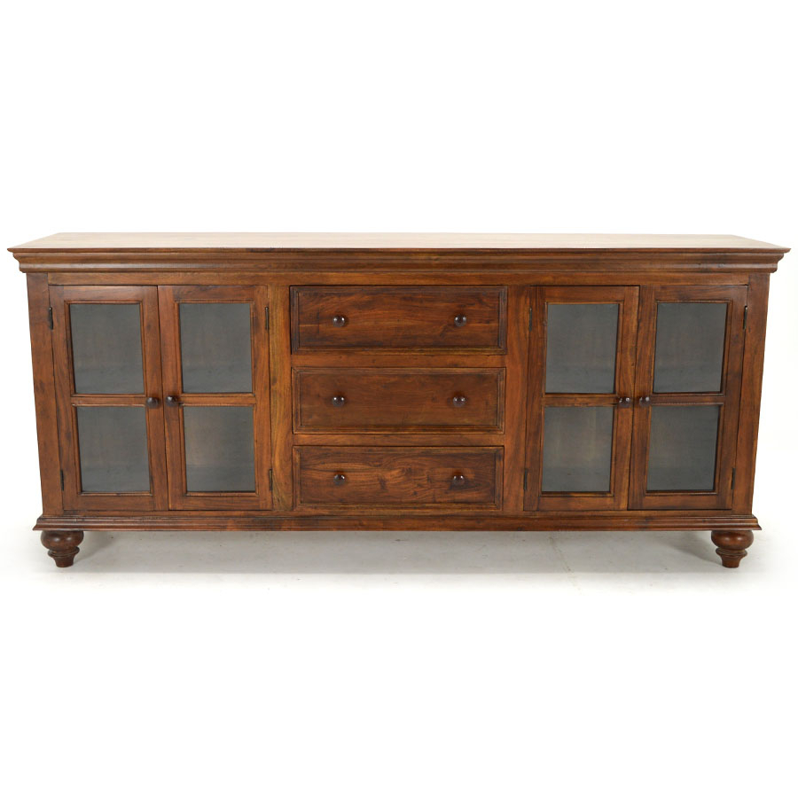 Remington Sideboard Media Cabinet, Antique Java – Home Pertaining To Remington Sideboards (Gallery 3 of 30)