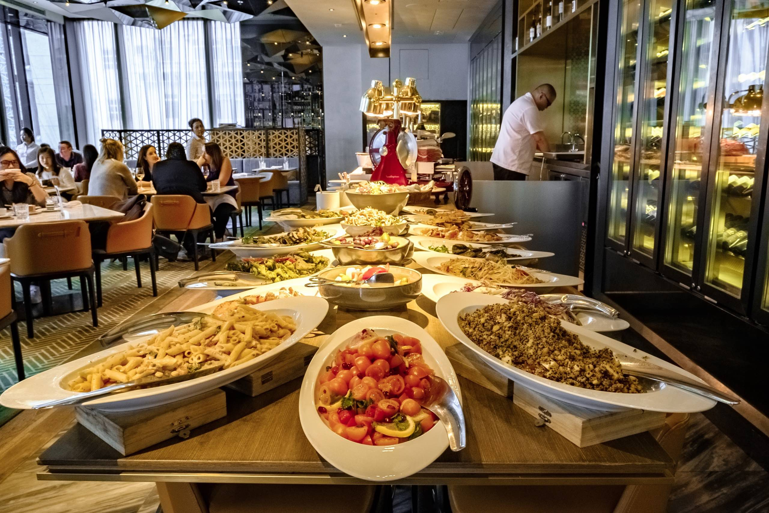 Review: Porterhouse's Brunch Buffet – Aka, How A Steakhouse For Contemporary Rolling Buffets (Photo 25 of 30)